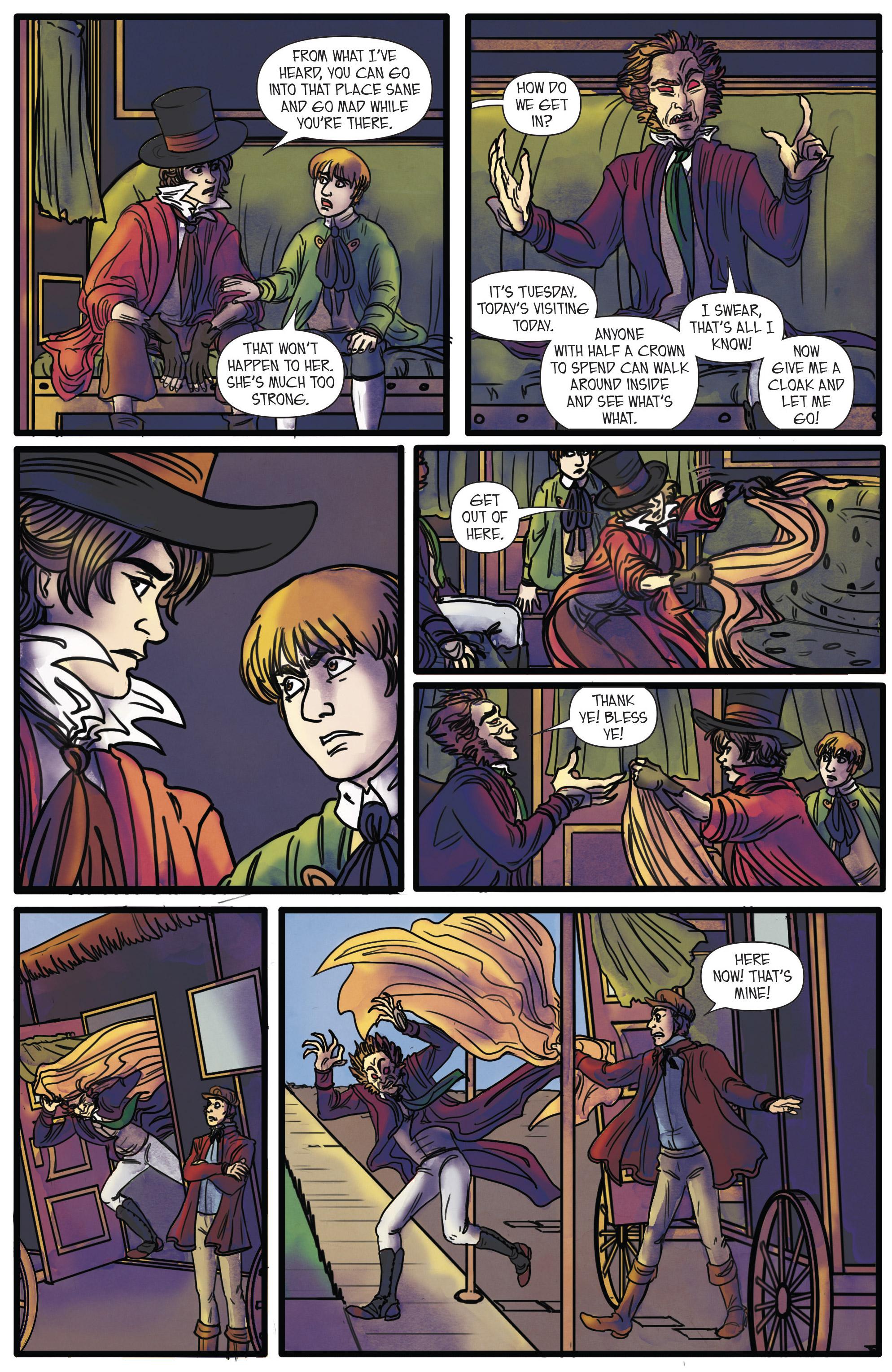 Read online Artful comic -  Issue #3 - 22