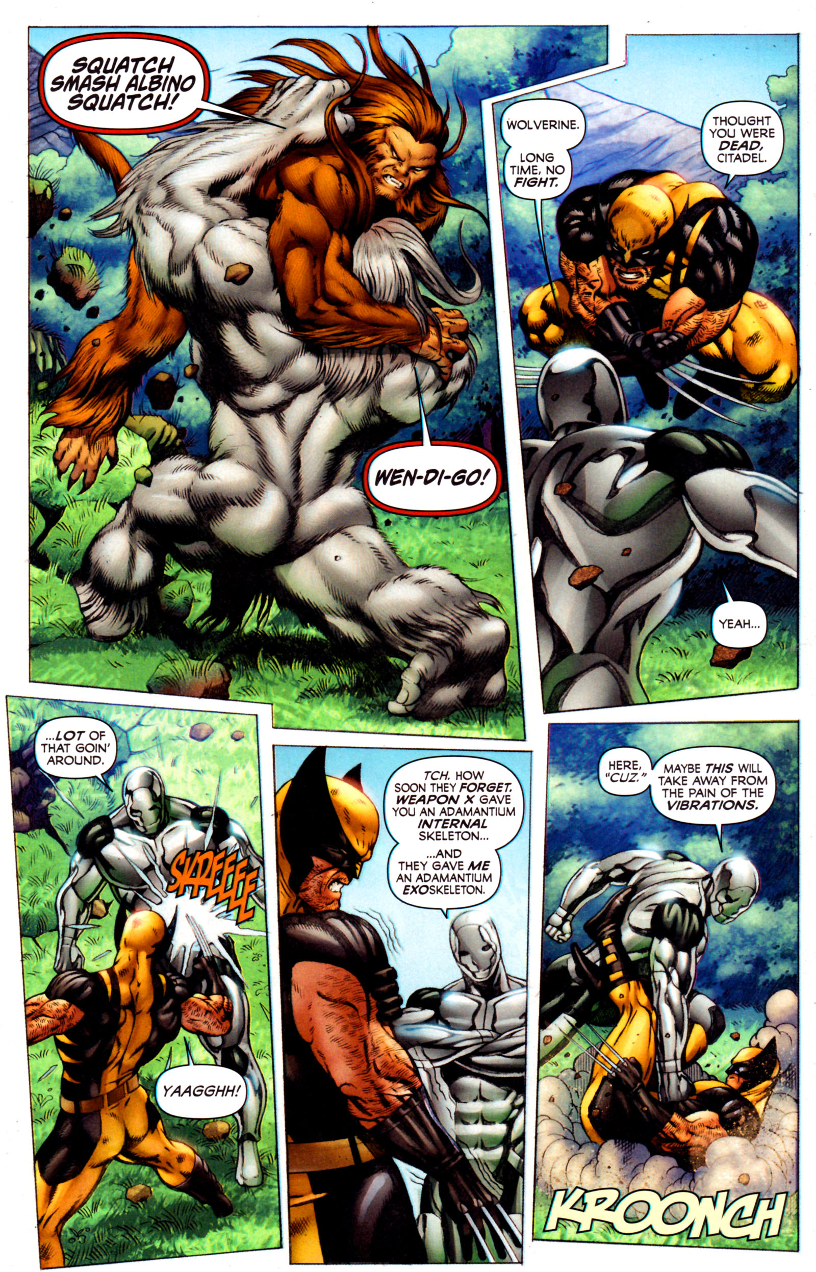 Read online Alpha Flight (2011) comic -  Issue #7 - 17