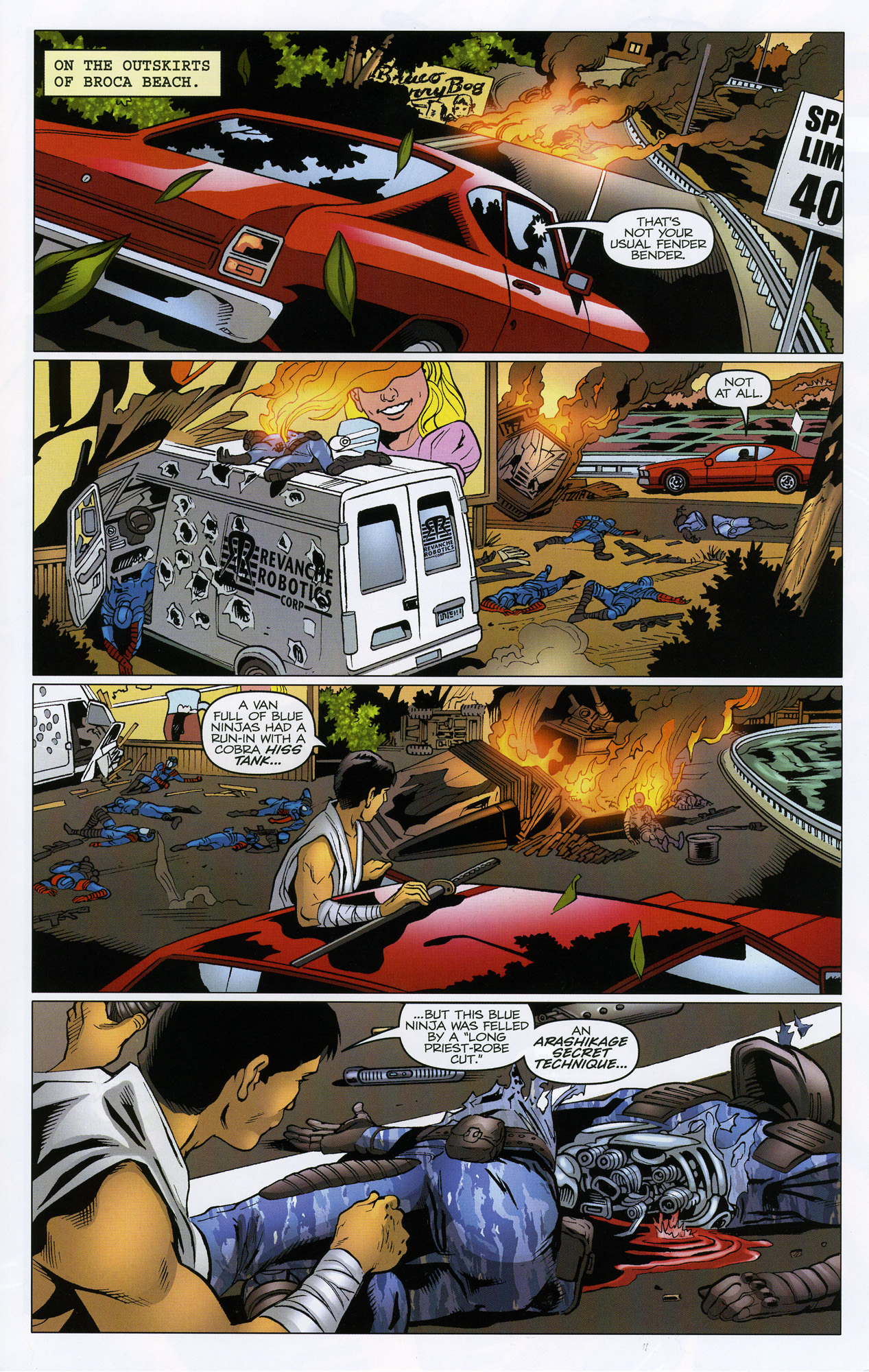 G.I. Joe: A Real American Hero 178 Page 23