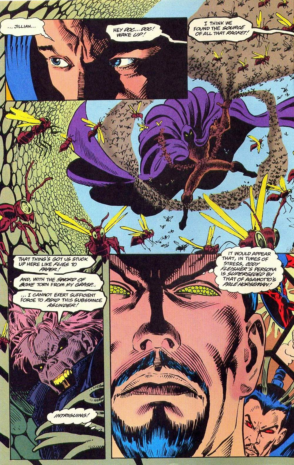 Read online Secret Defenders comic -  Issue #18 - 2