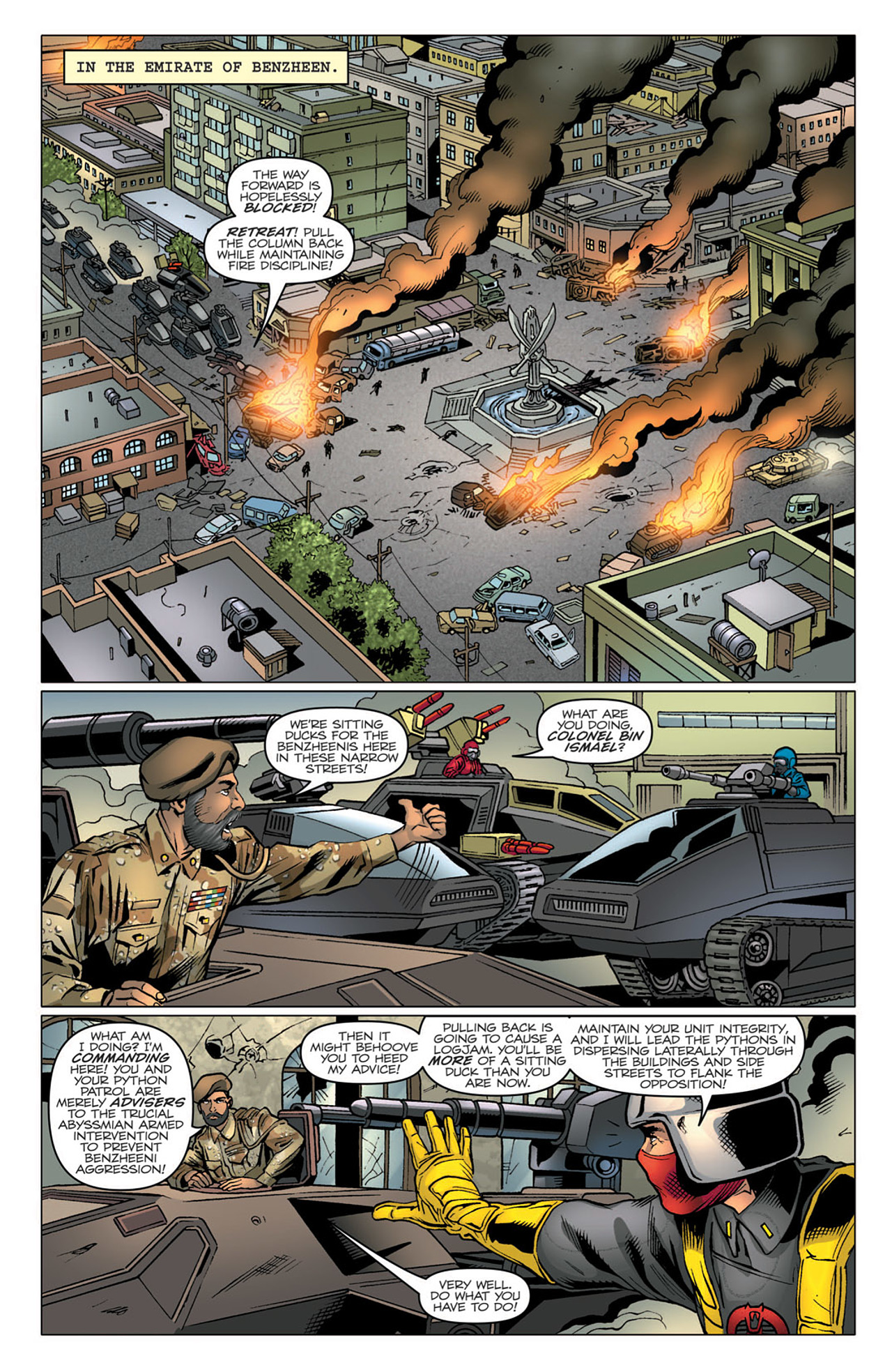 G.I. Joe: A Real American Hero 174 Page 4