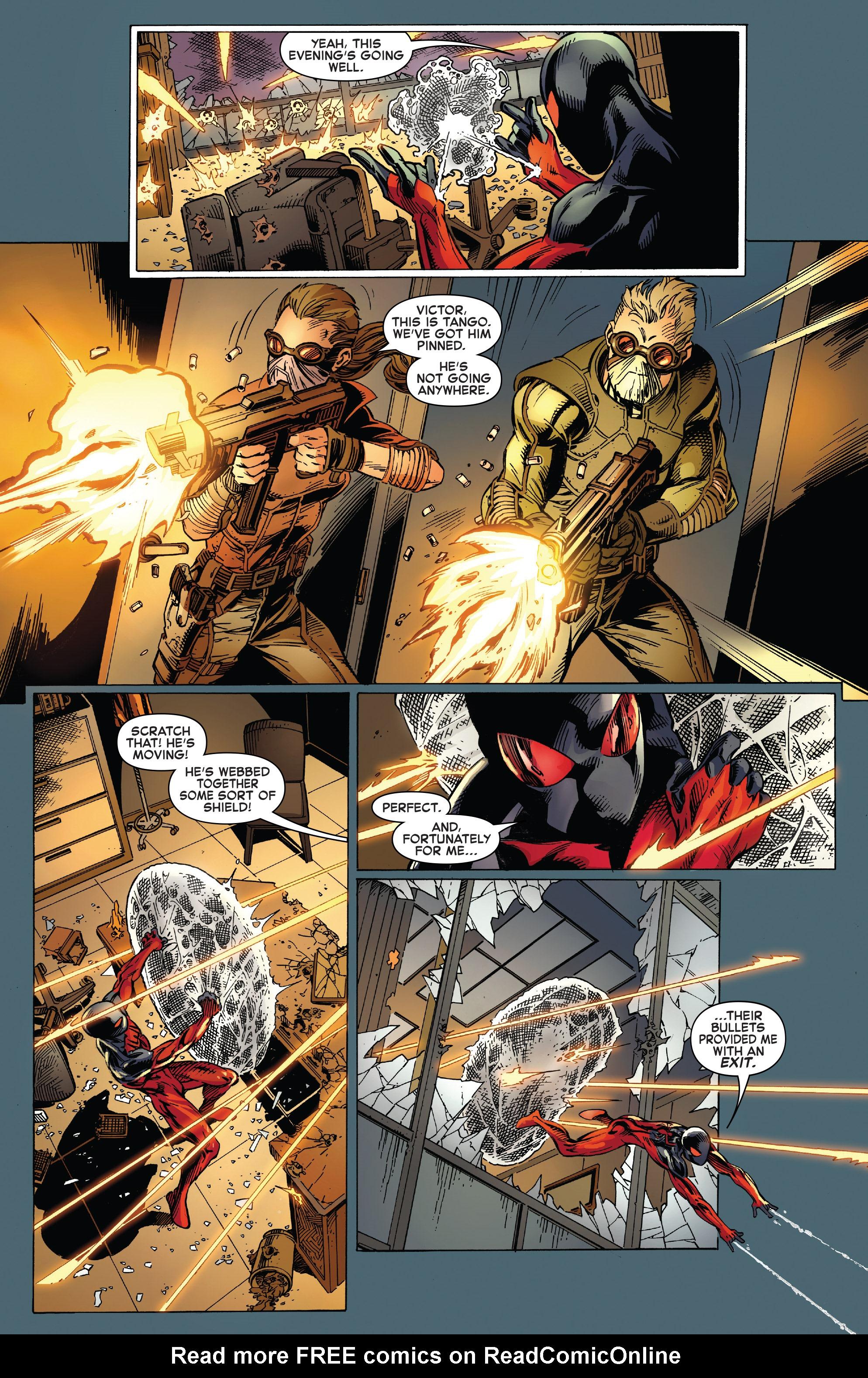 Read online Ben Reilly: Scarlet Spider comic -  Issue #3 - 5