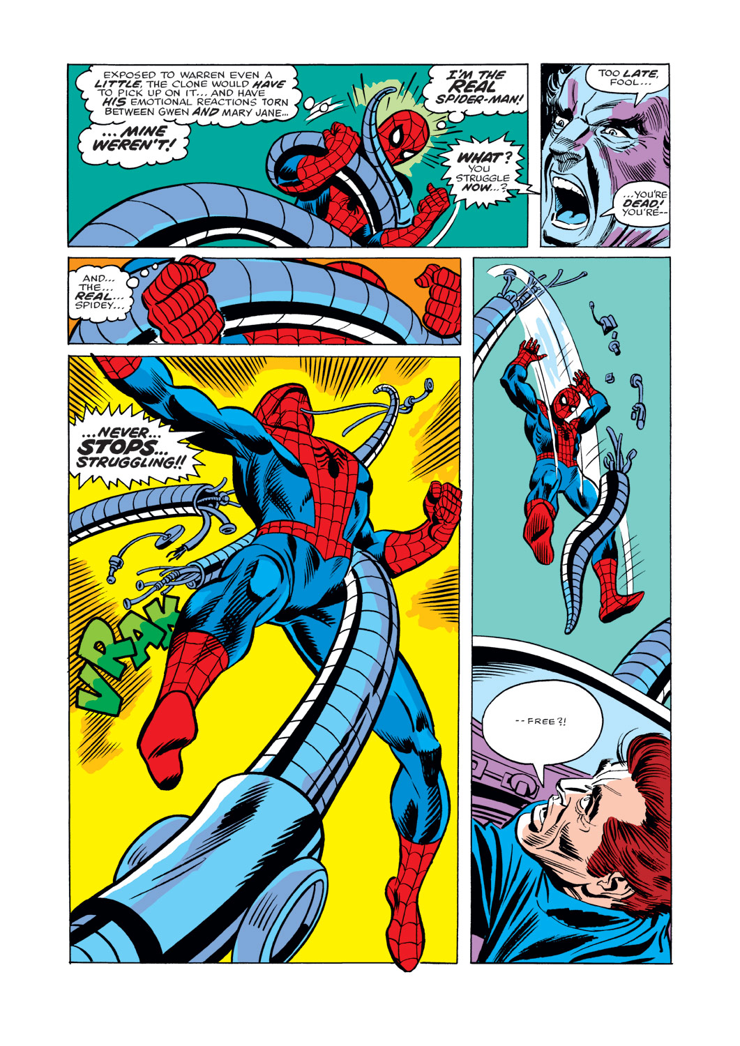 The Amazing Spider-Man (1963) 150 Page 17