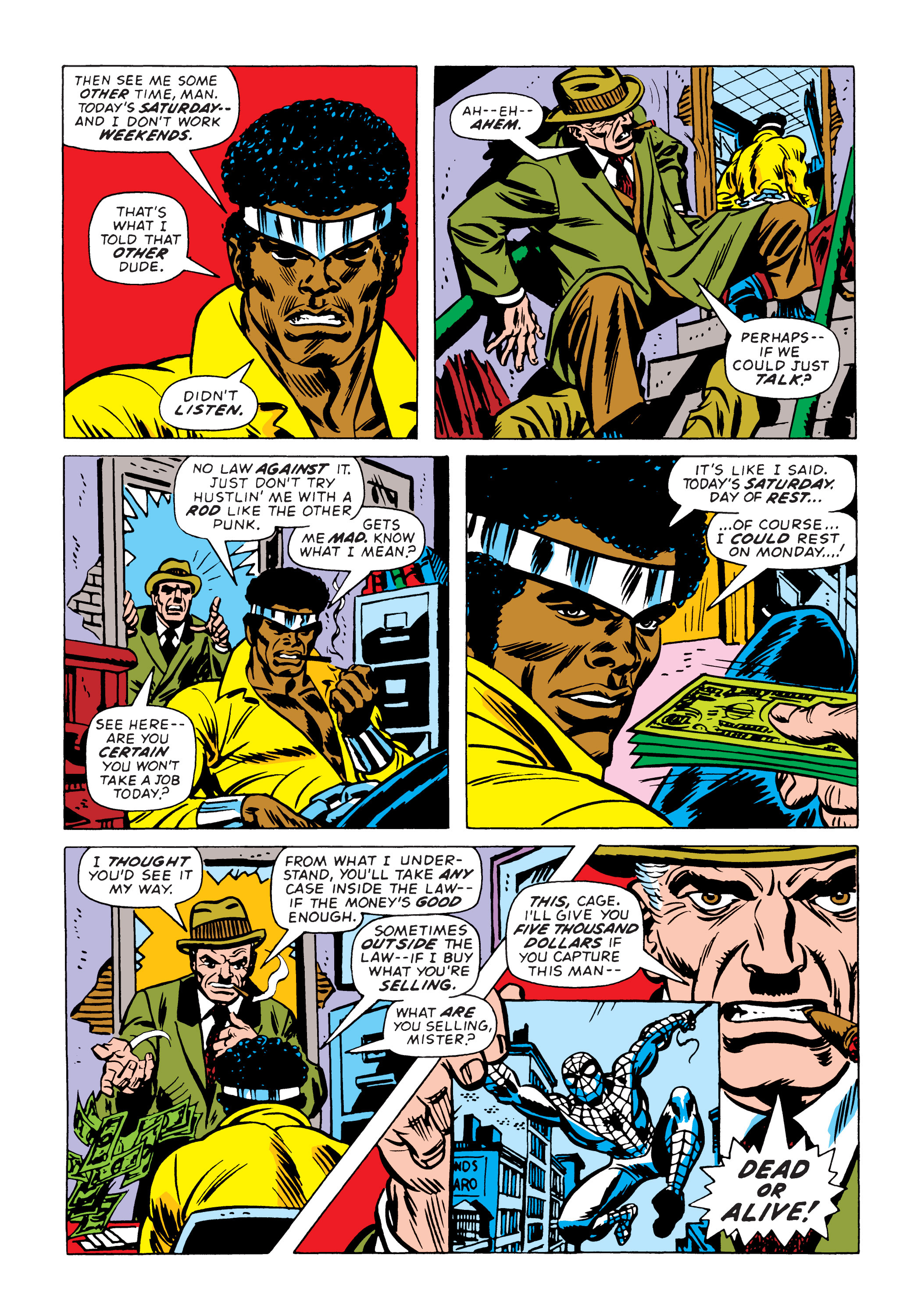 The Amazing Spider-Man (1963) 123 Page 7