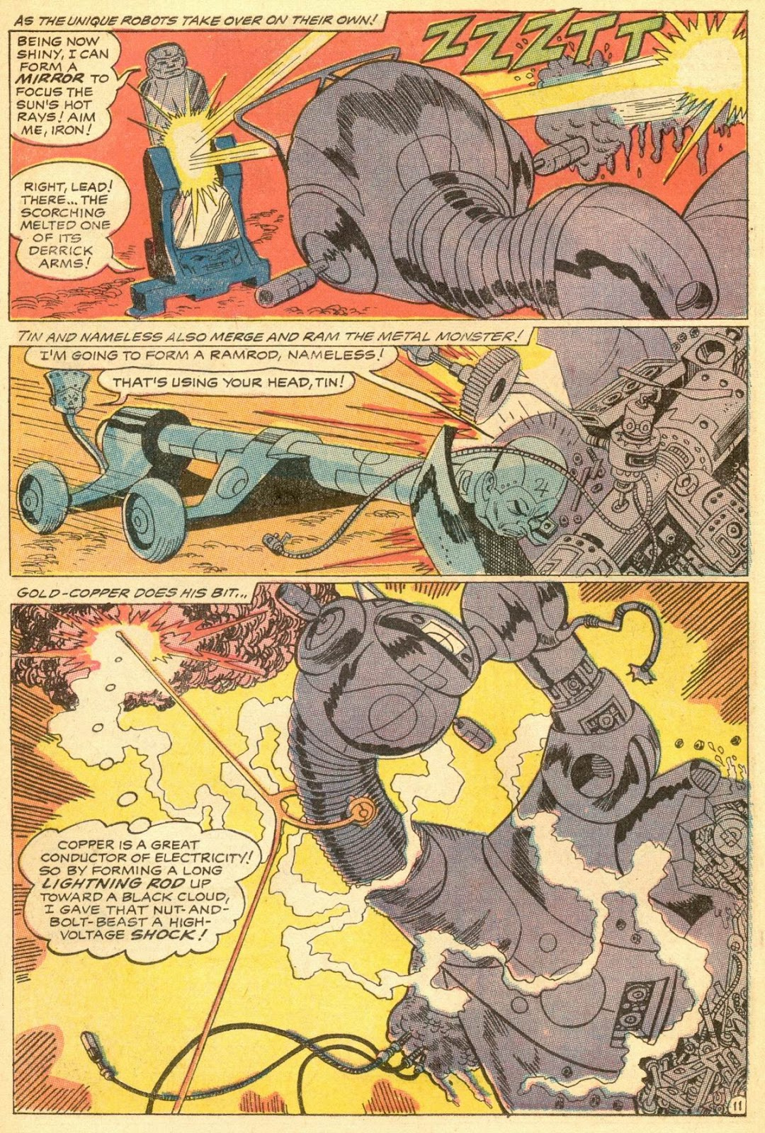 Metal Men (1963) issue 30 - Page 14