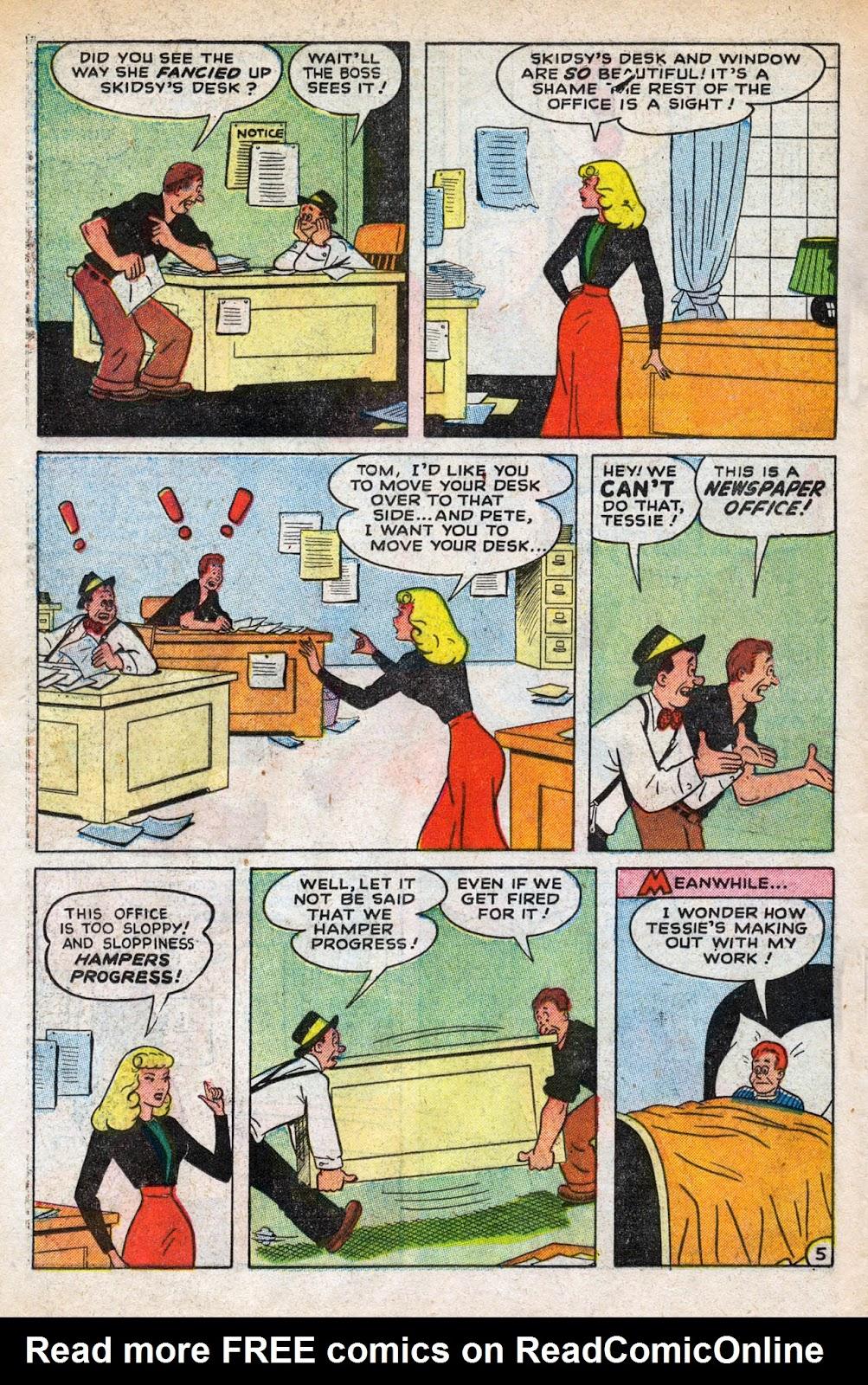 Read online Gay Comics comic -  Issue #40 - 24