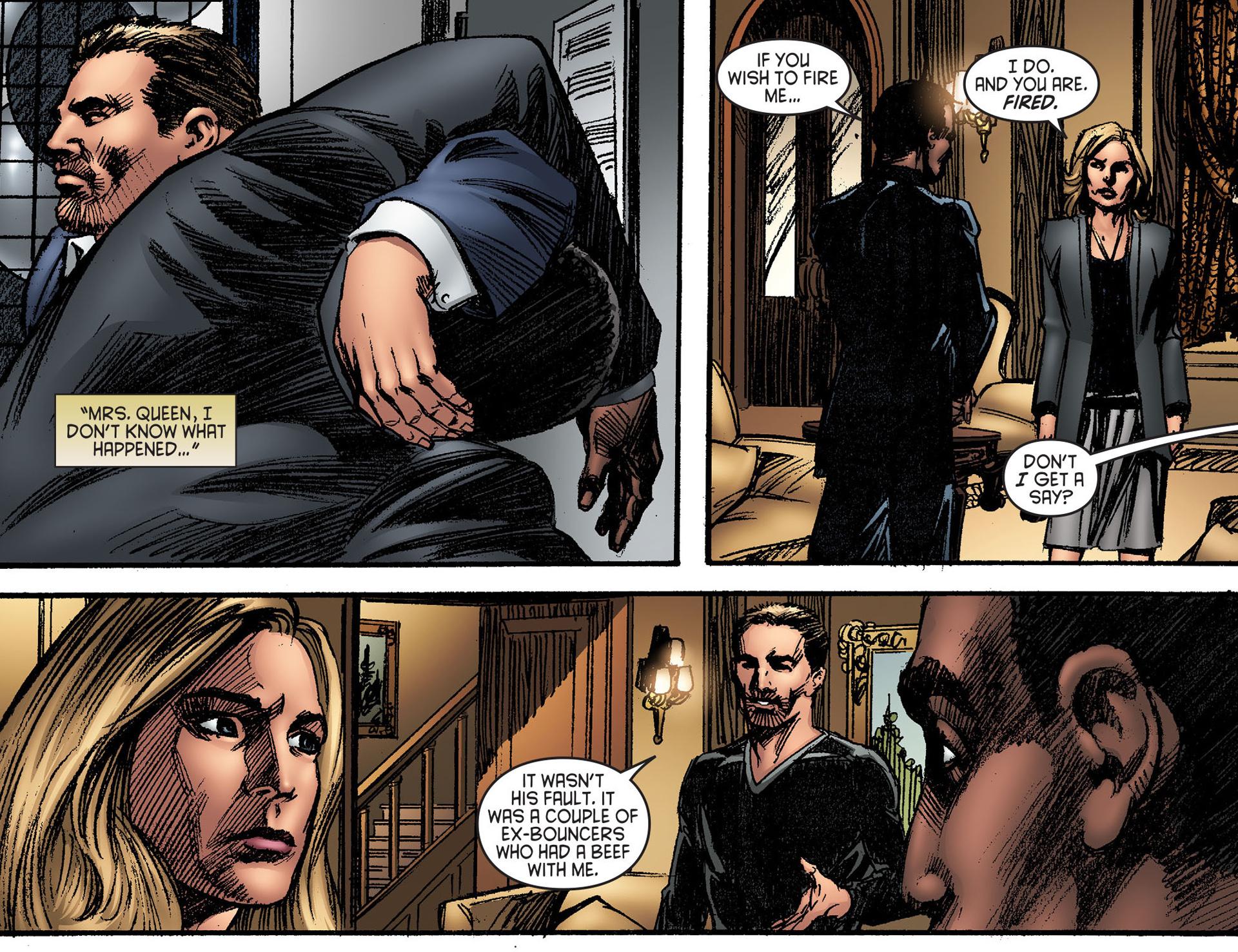 Read online Arrow [II] comic -  Issue #25 - 7