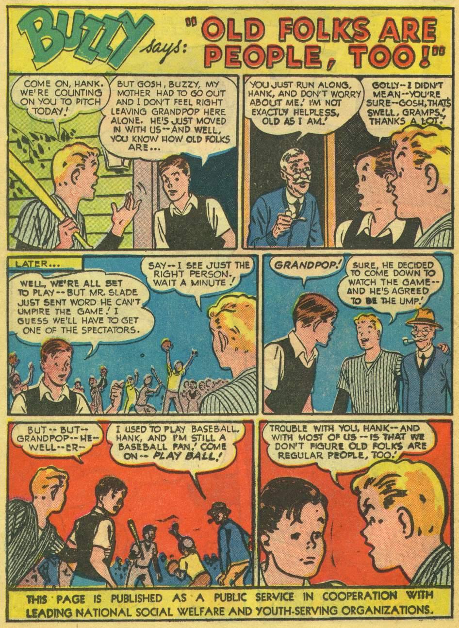 Read online Adventure Comics (1938) comic -  Issue #168 - 34