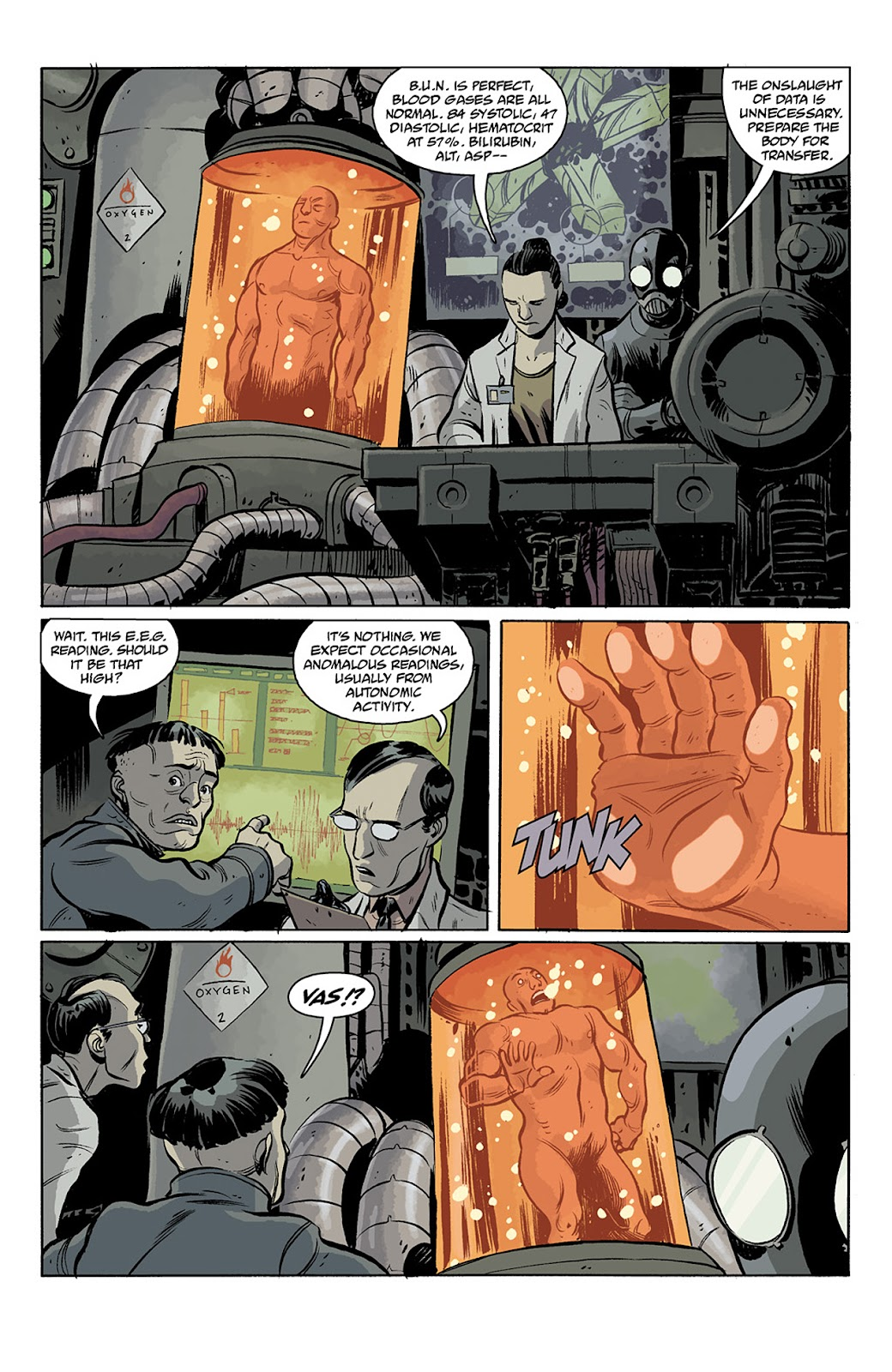 Read online B.P.R.D. Hell on Earth: The Return of the Master comic -  Issue #3 - 18