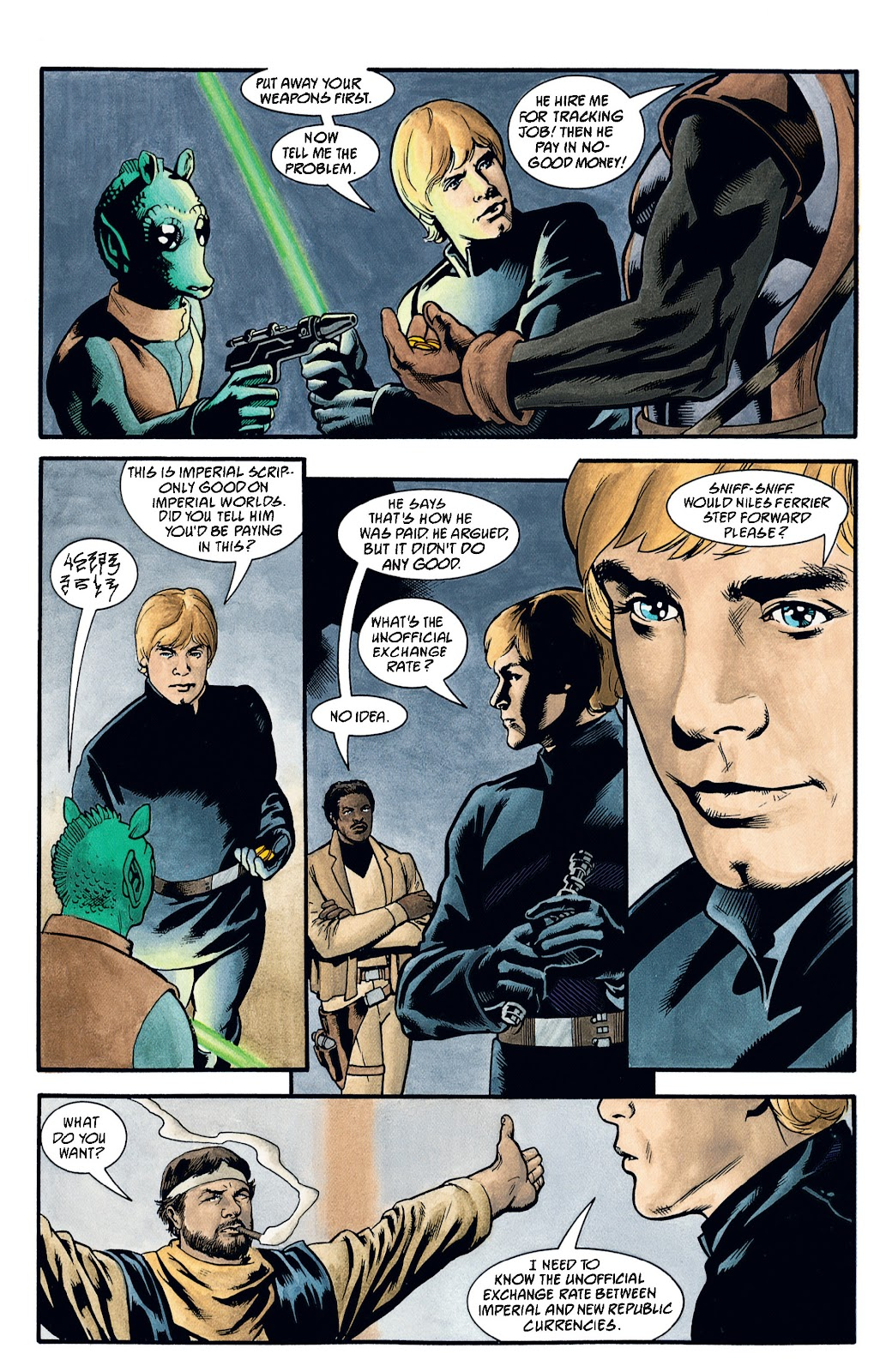 Read online Star Wars Legends: The New Republic - Epic Collection comic -  Issue # TPB 4 (Part 2) - 81