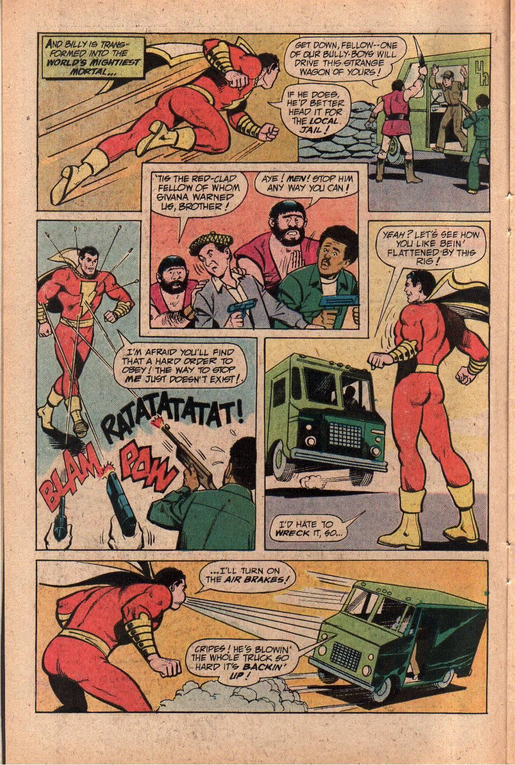 Read online Shazam! (1973) comic -  Issue #27 - 10