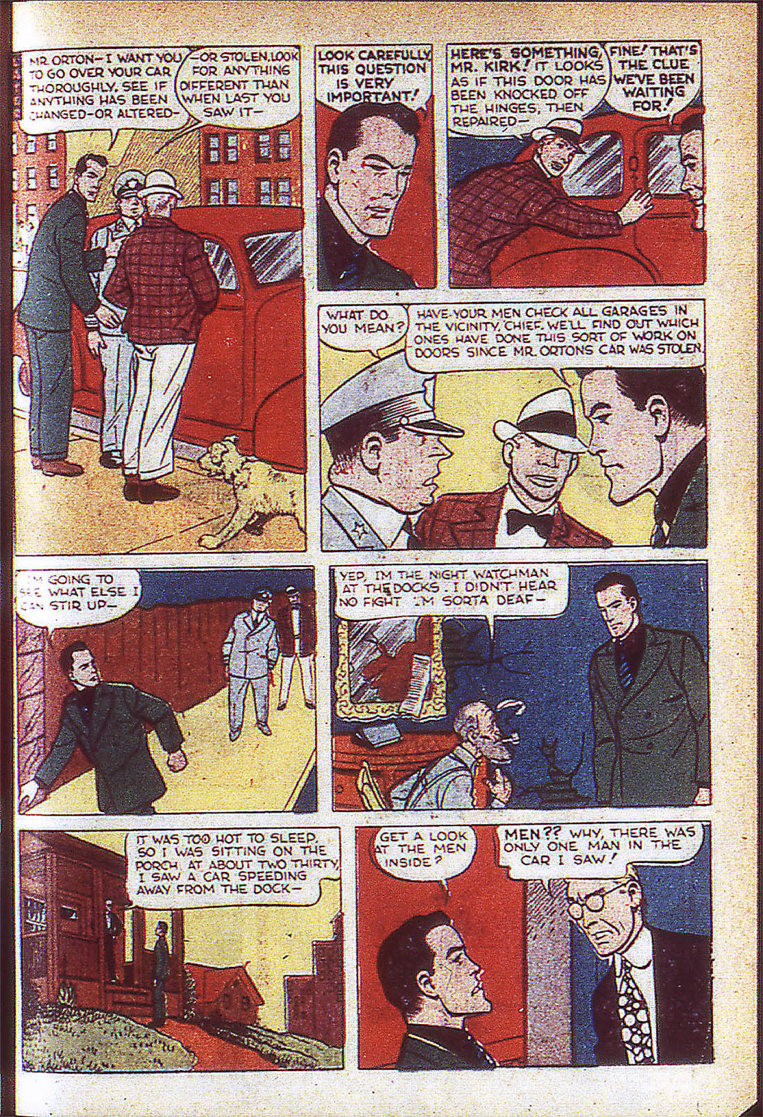Read online Adventure Comics (1938) comic -  Issue #59 - 44