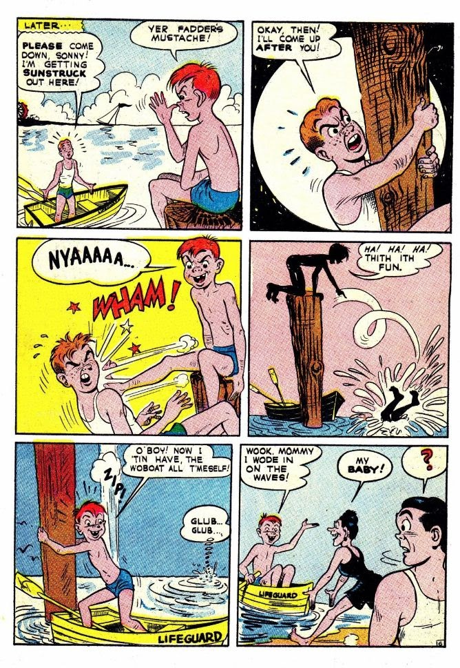Archie Comics issue 028 - Page 7
