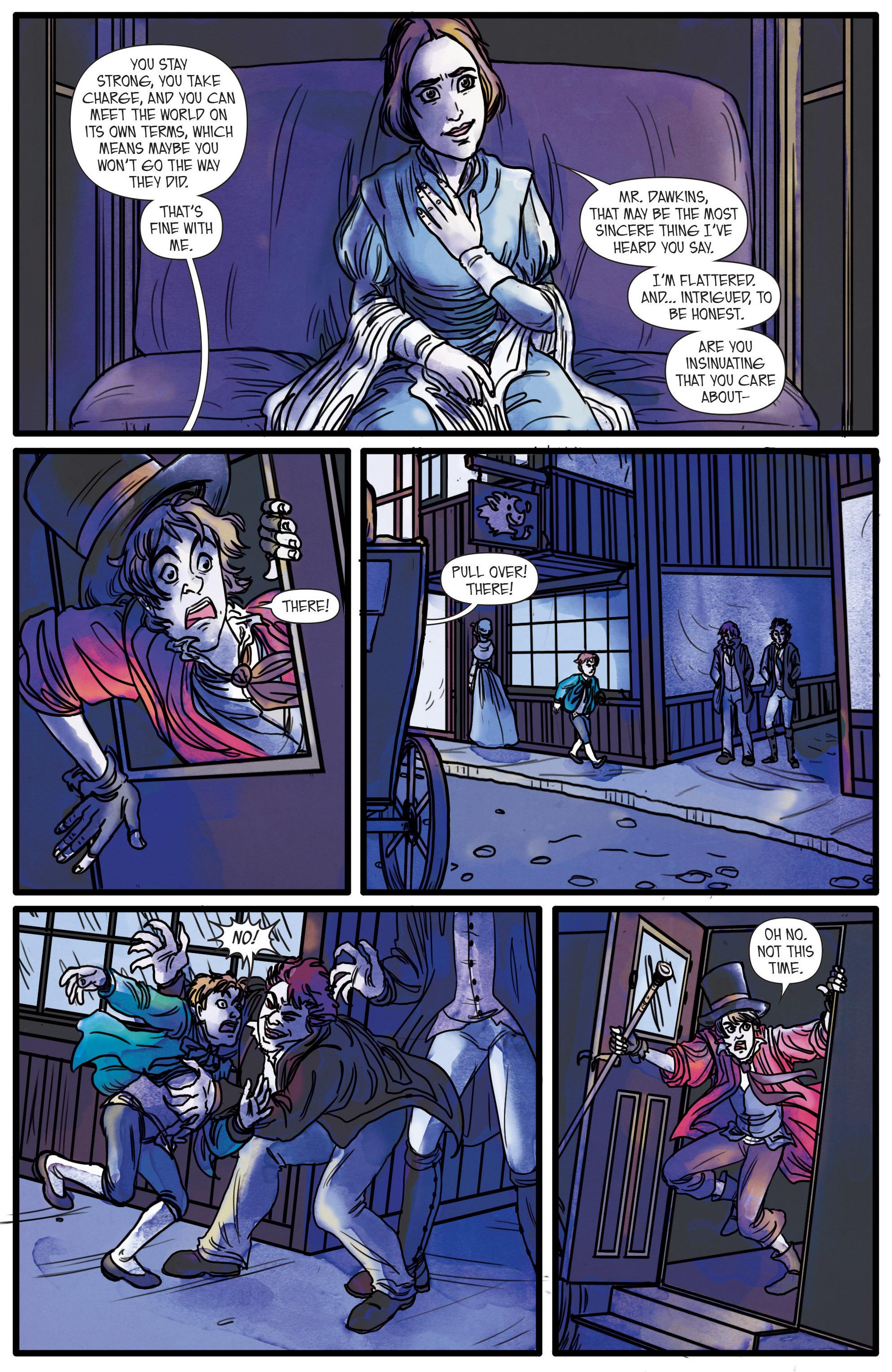 Read online Artful comic -  Issue #2 - 8