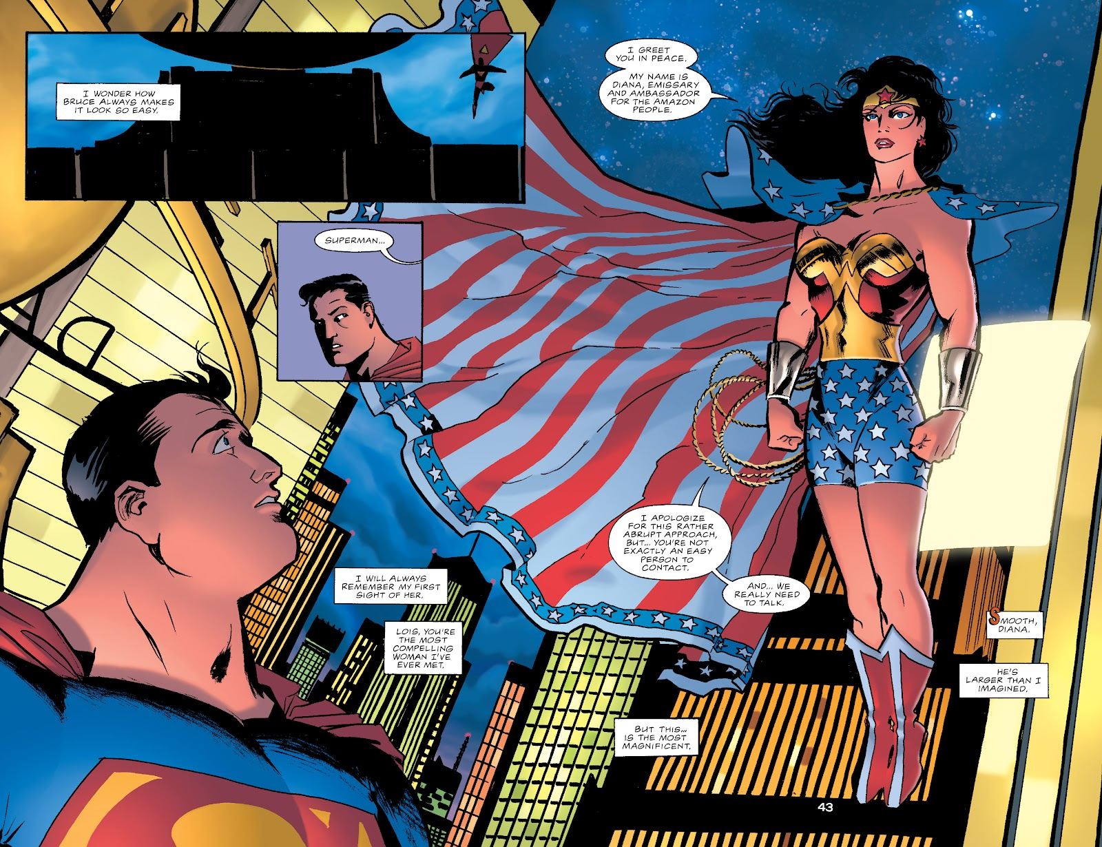 Batman/Superman/Wonder Woman: Trinity issue 1 - Page 39