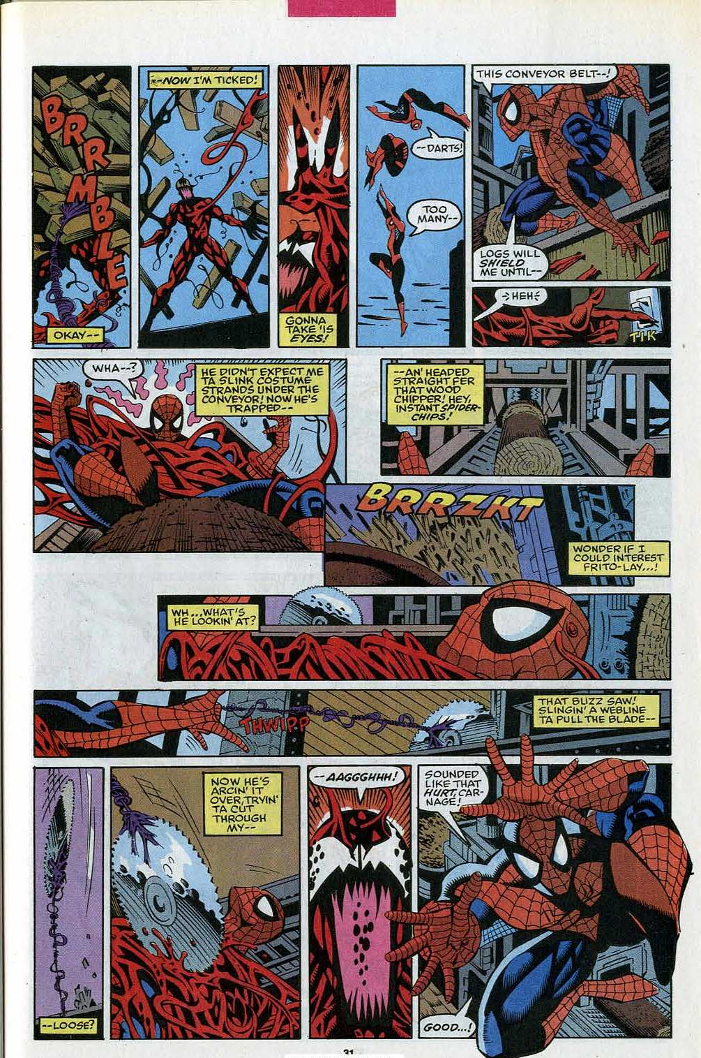 The Amazing Spider-Man (1963) _Annual_28 Page 32