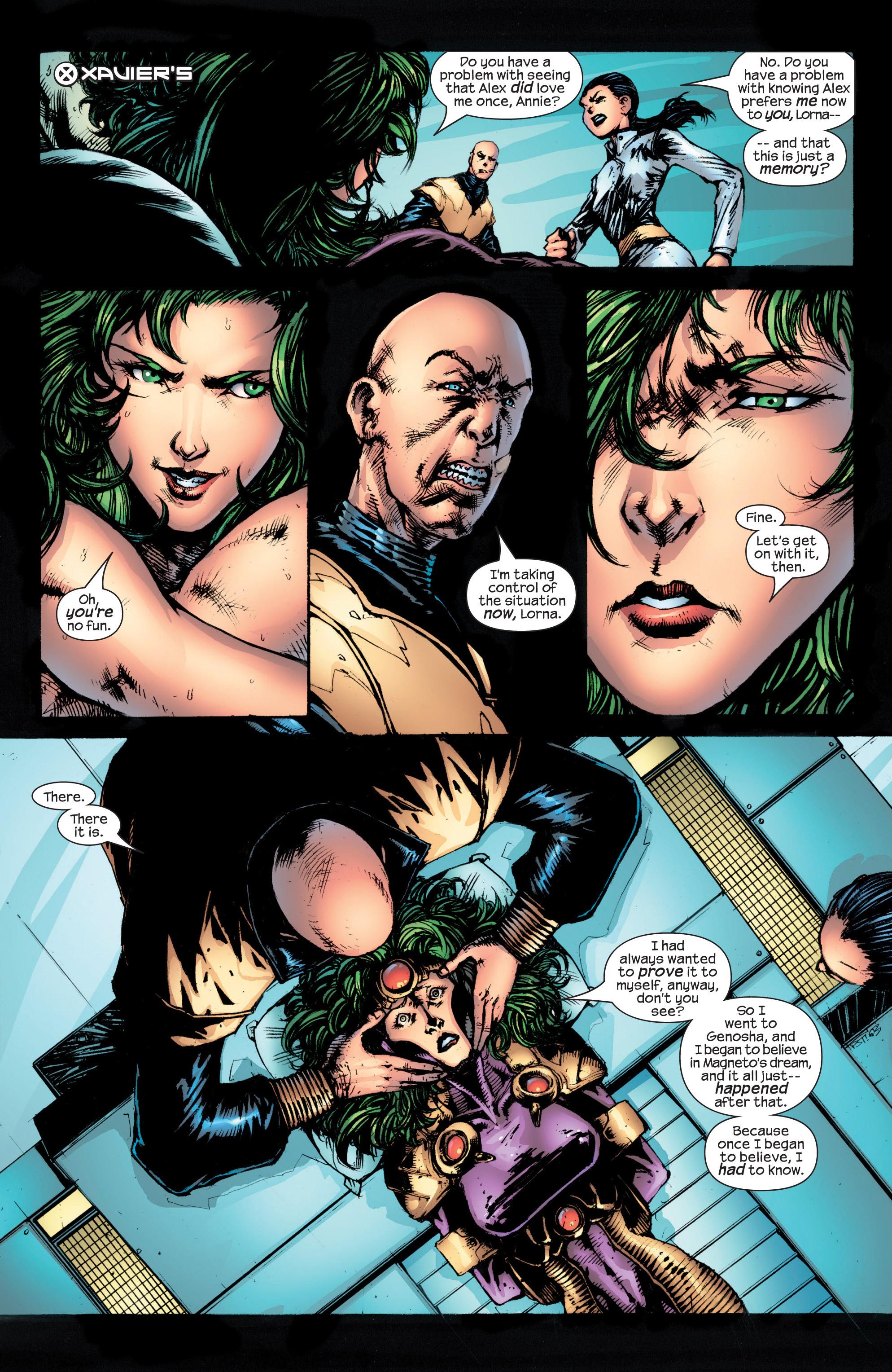 Read online Uncanny X-Men (1963) comic -  Issue #430 - 16