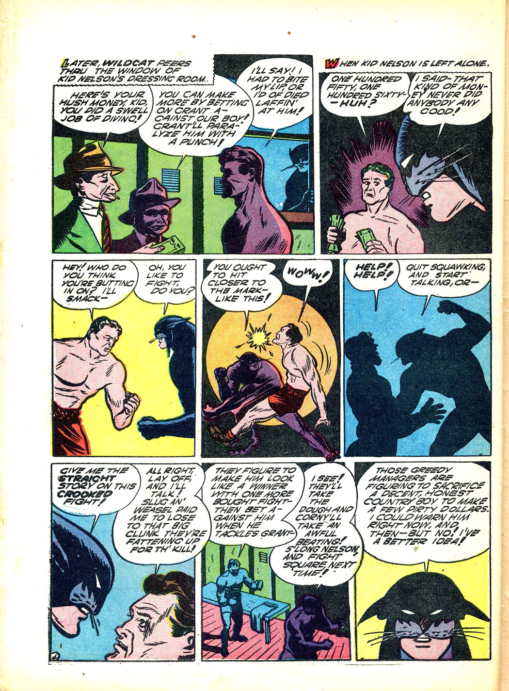 Read online Sensation (Mystery) Comics comic -  Issue #12 - 56