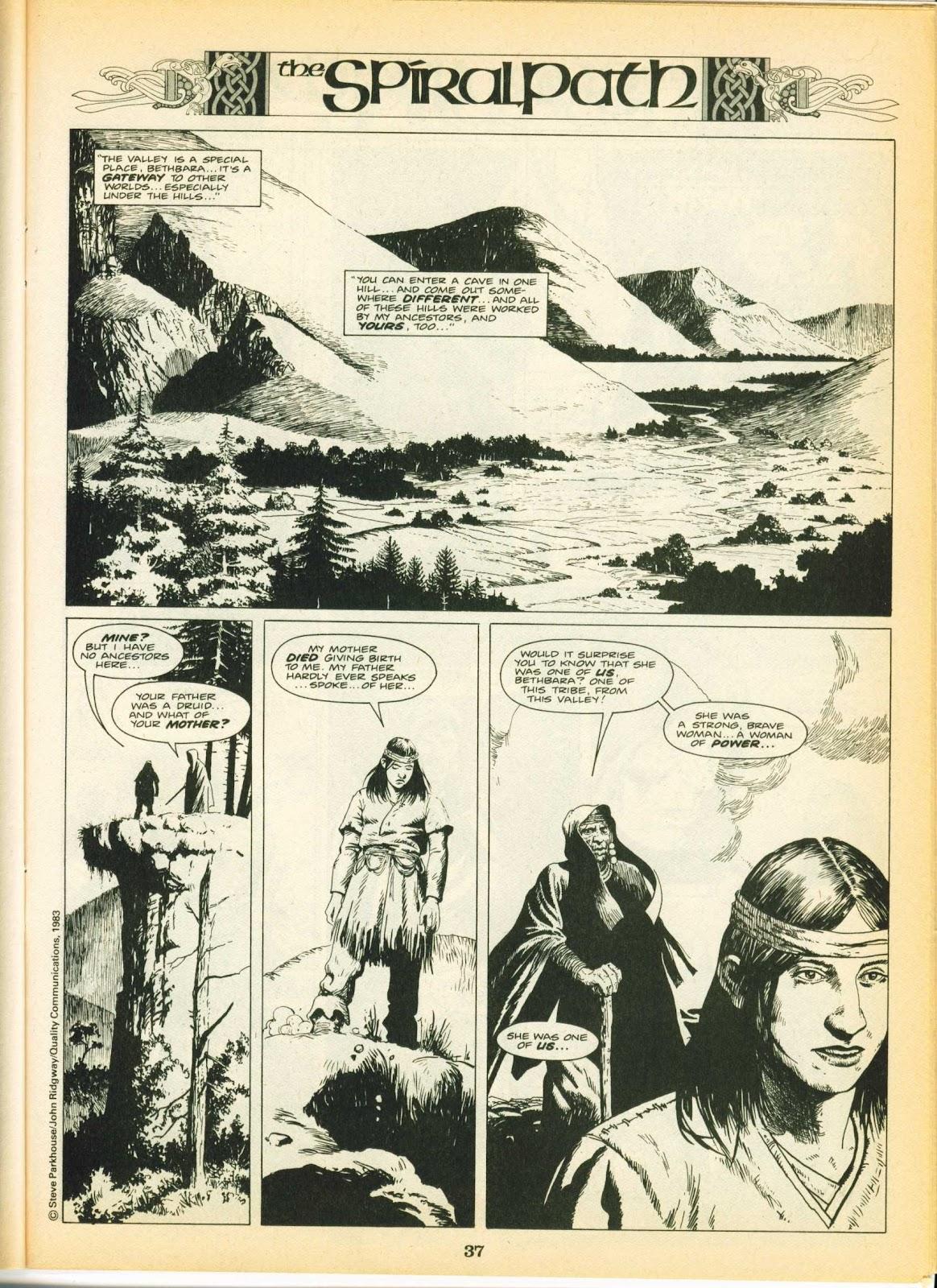 Warrior Issue #10 #11 - English 36