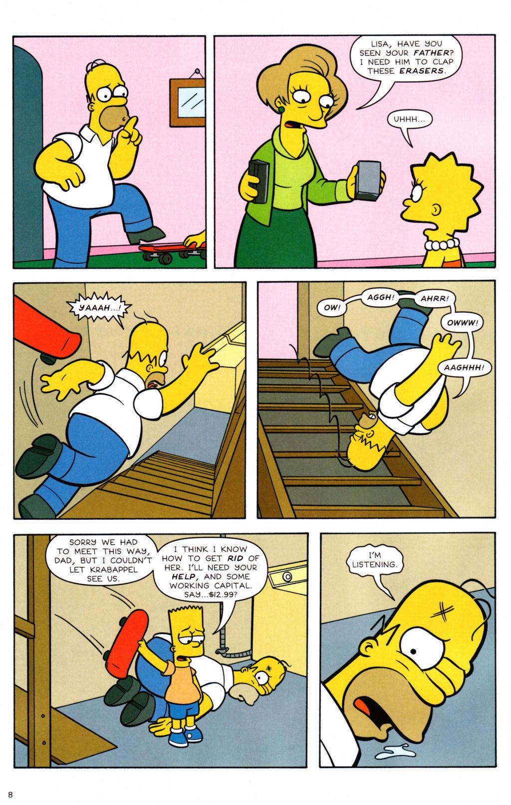 Read online Simpsons Comics Presents Bart Simpson comic -  Issue #34 - 7