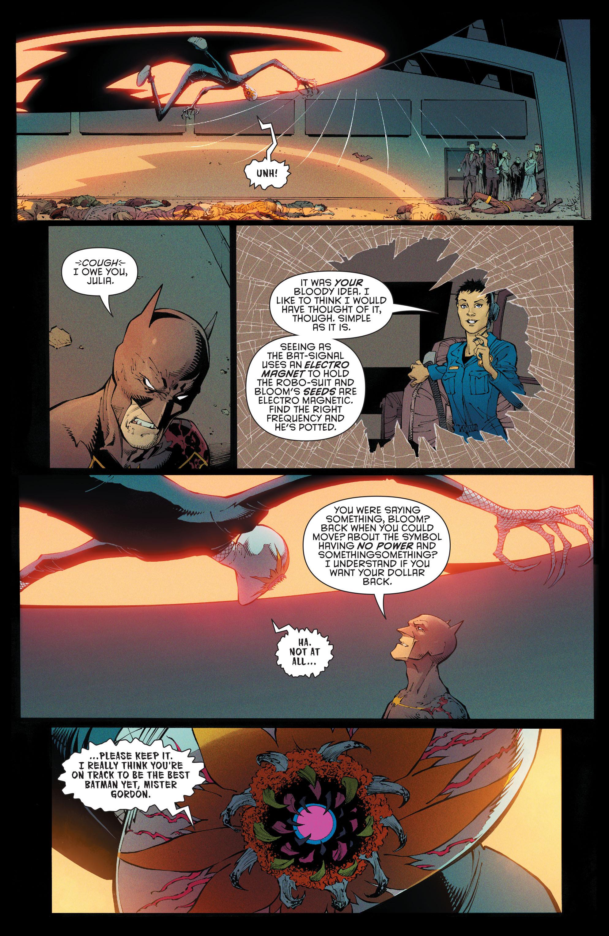 Read online Batman (2011) comic -  Issue # _TPB 9 - 11