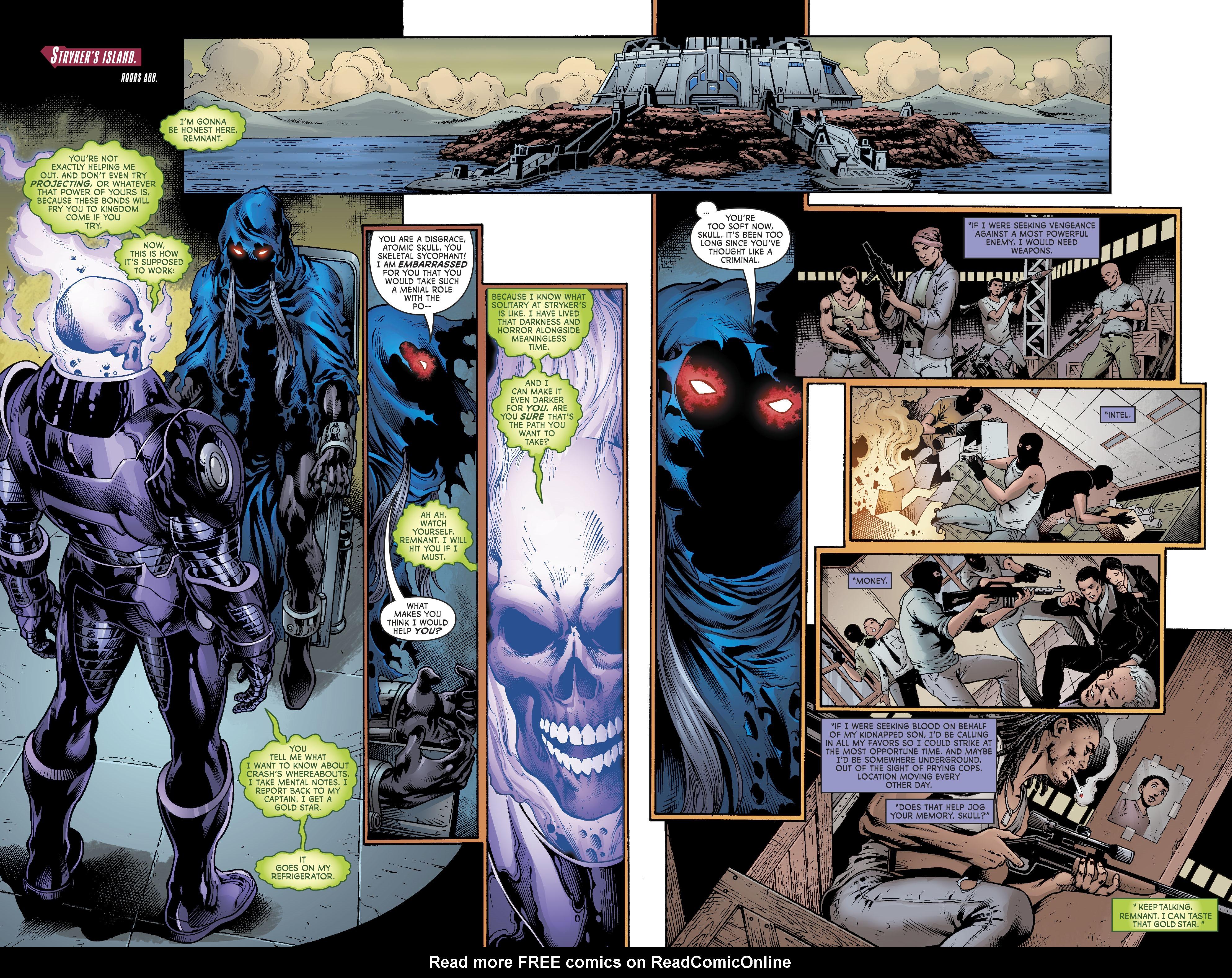 Read online Superwoman comic -  Issue #11 - 13