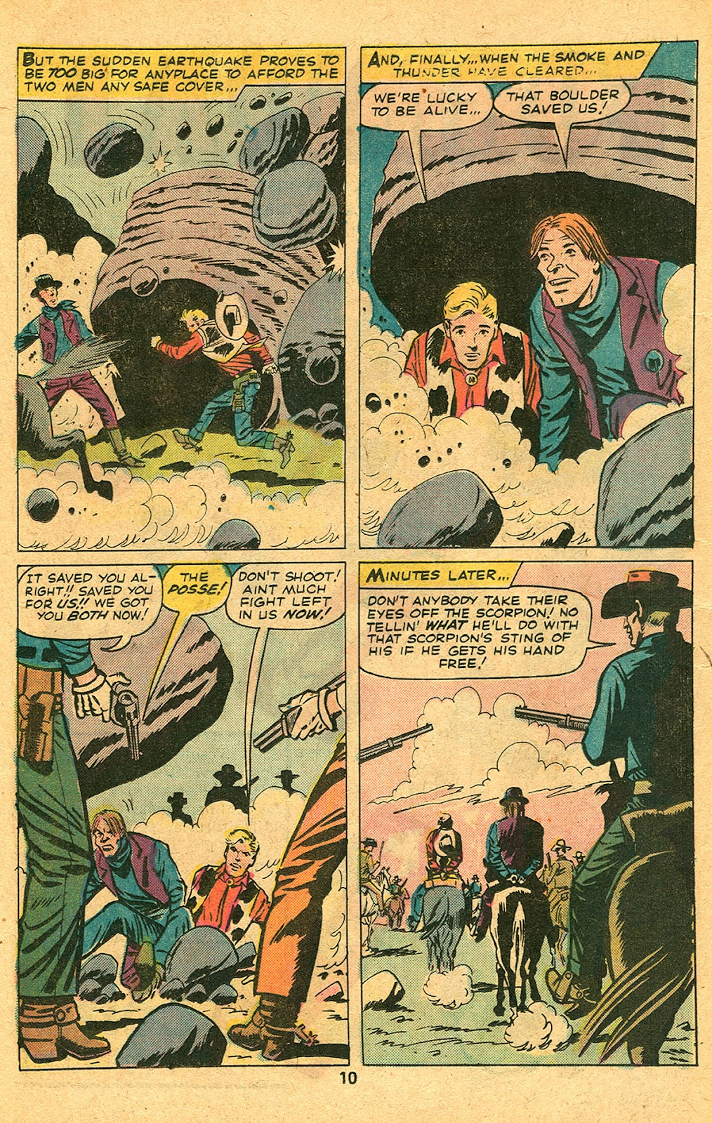Kid Colt Outlaw issue 193 - Page 12