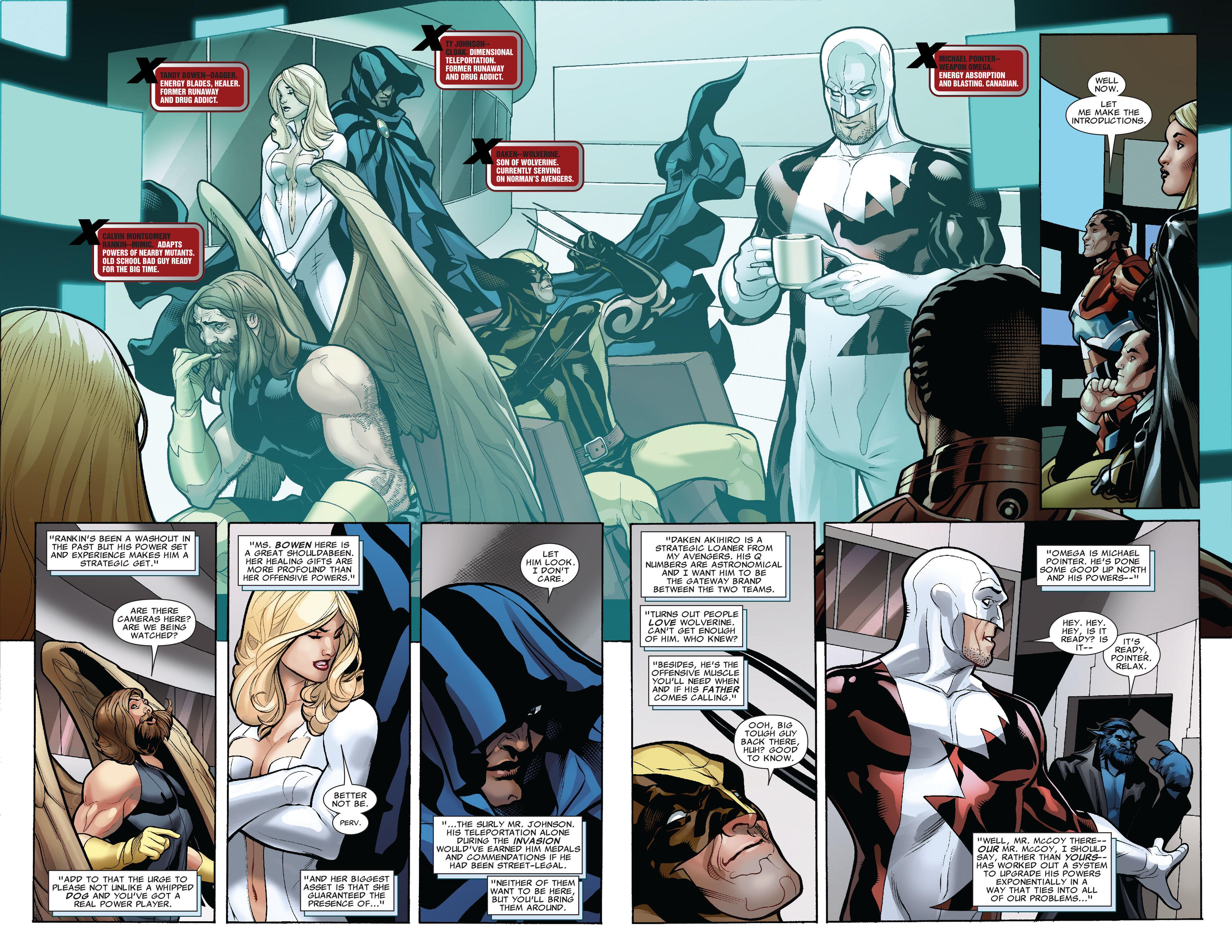 Read online Uncanny X-Men (1963) comic -  Issue #513 - 10