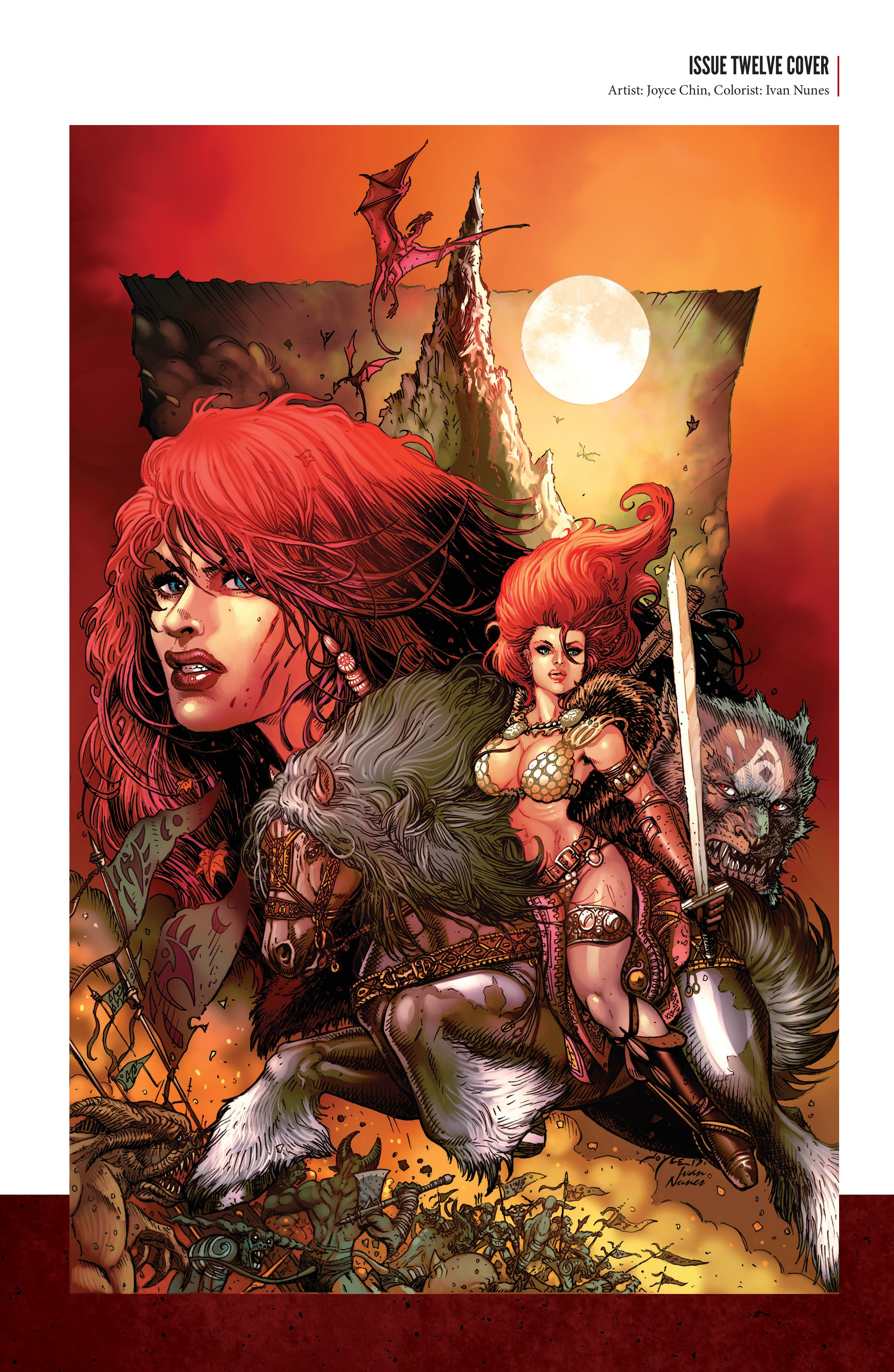 Red Sonja (2013) #_TPB_Complete_Gail_Simone_Red_Sonja_Omnibus_(Part_5) #26 - English 83