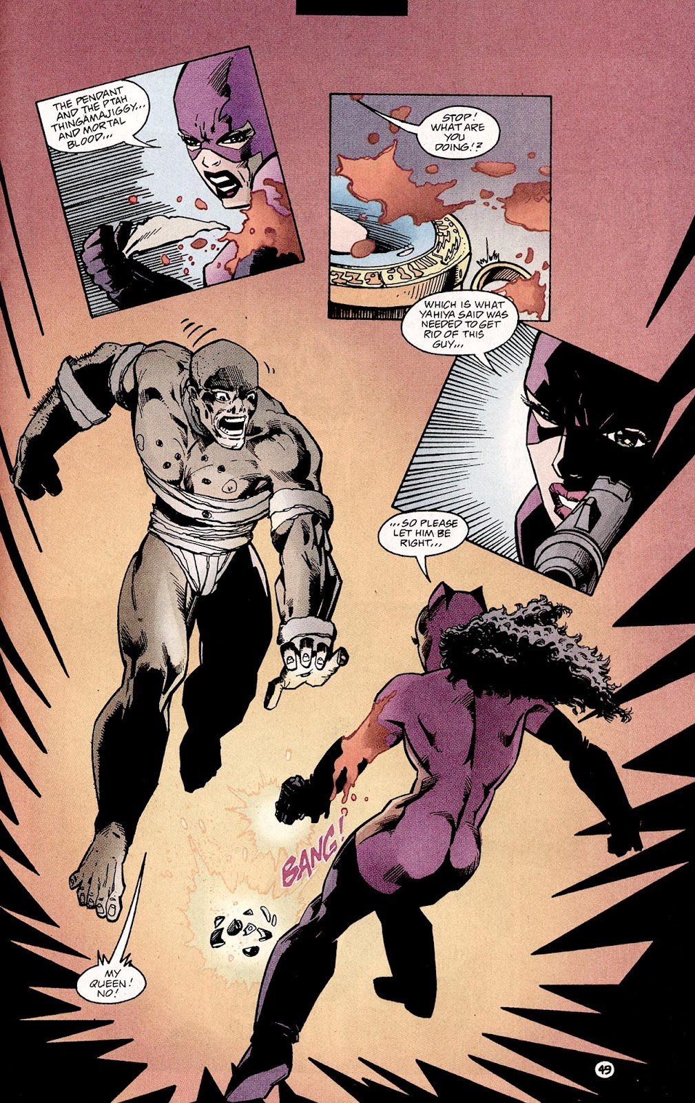 Catwoman (1993) Annual 4 #4 - English 51