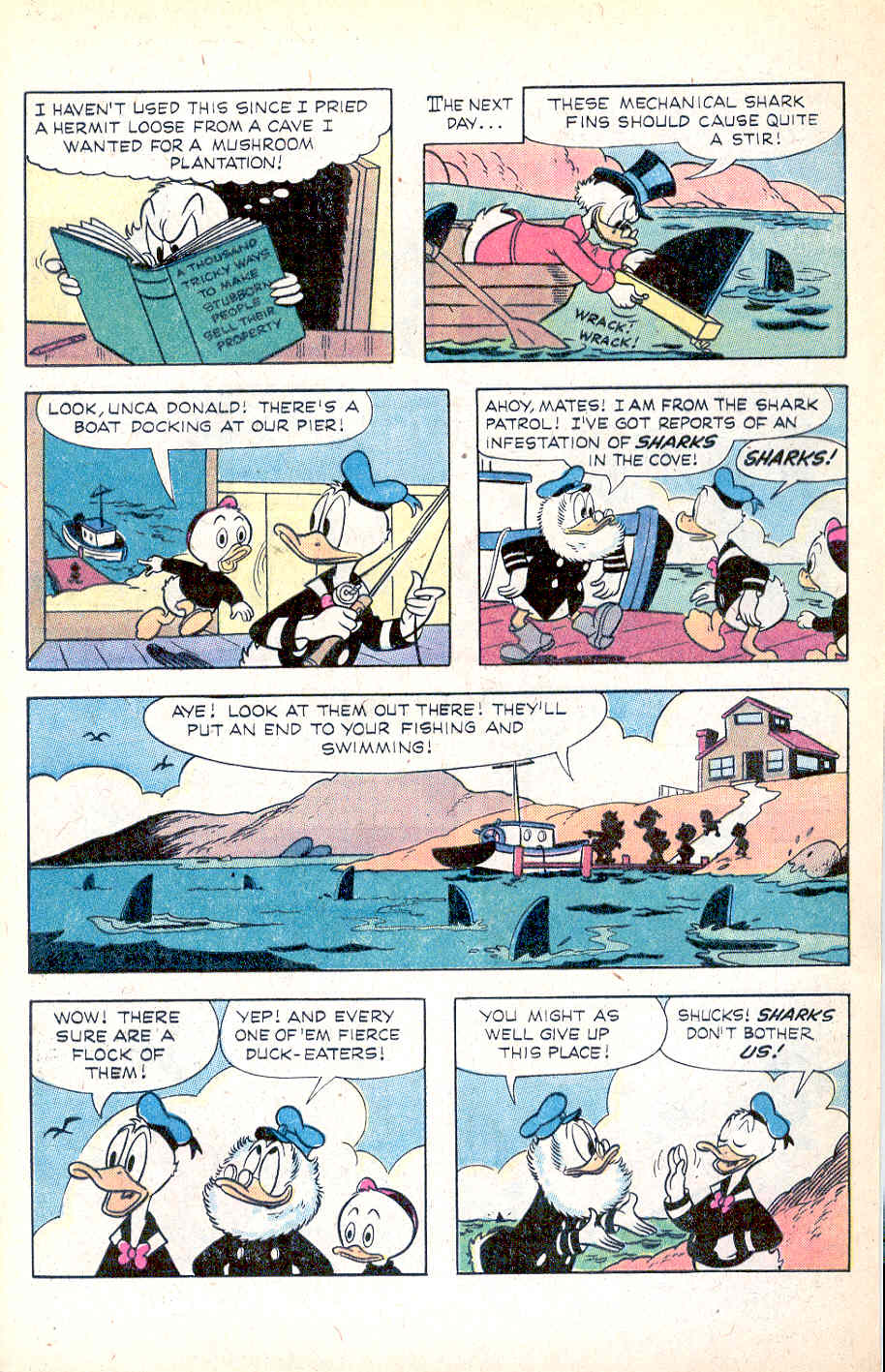 Read online Uncle Scrooge (1953) comic -  Issue #153 - 5