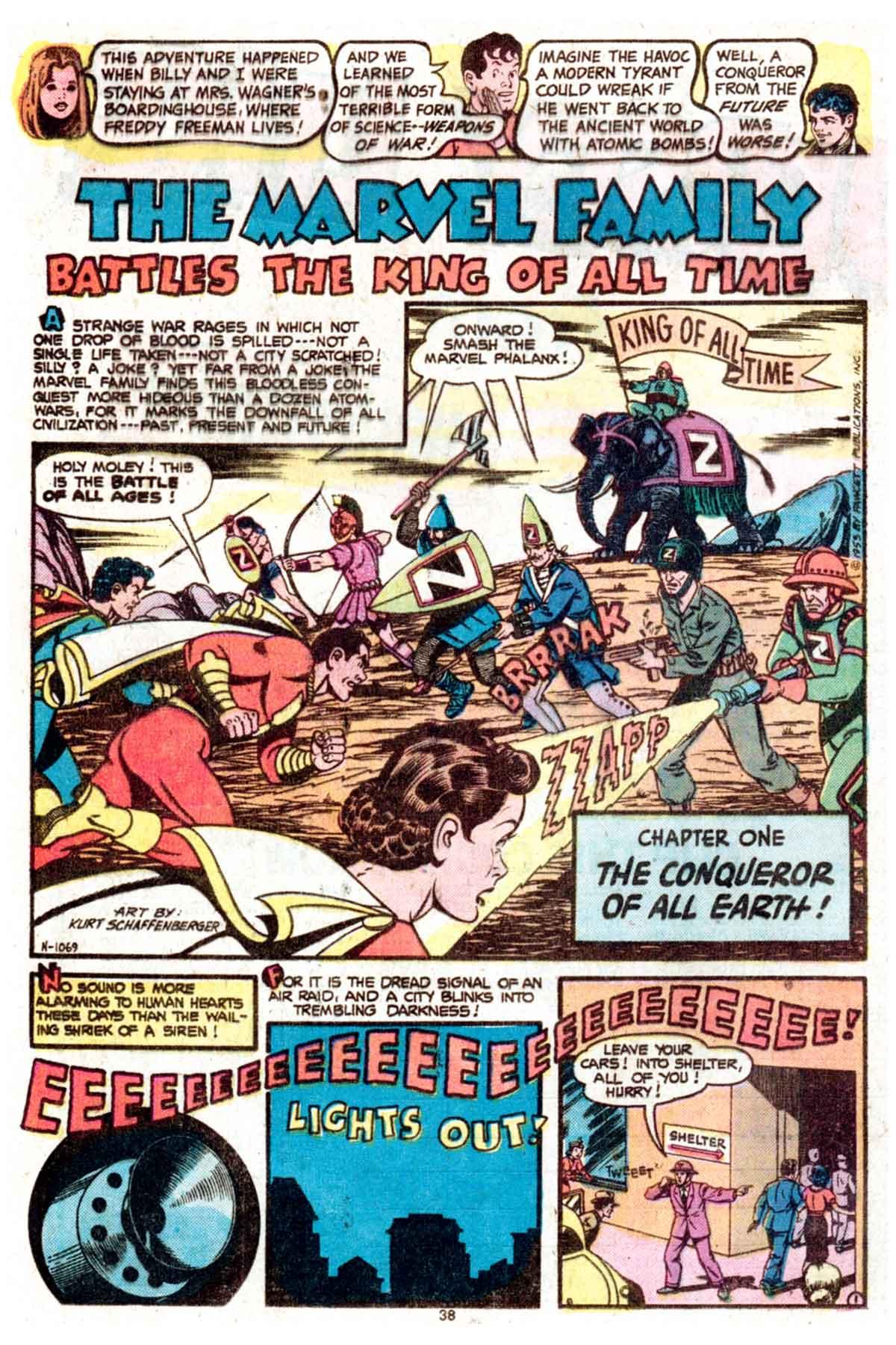 Read online Shazam! (1973) comic -  Issue #15 - 38