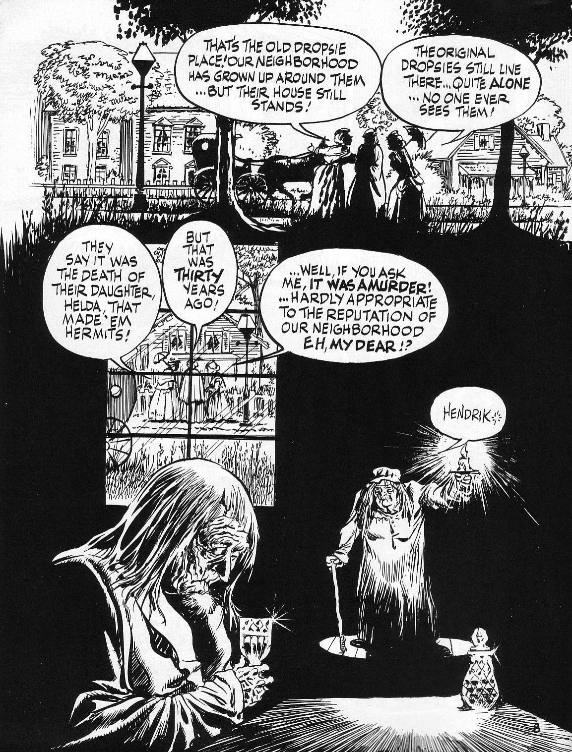 Read online Dropsie Avenue, The Neighborhood comic -  Issue # Full - 10