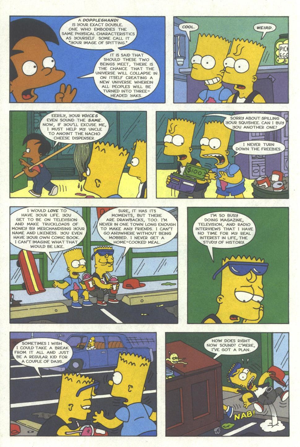 Read online Simpsons Comics comic -  Issue #20 - 7
