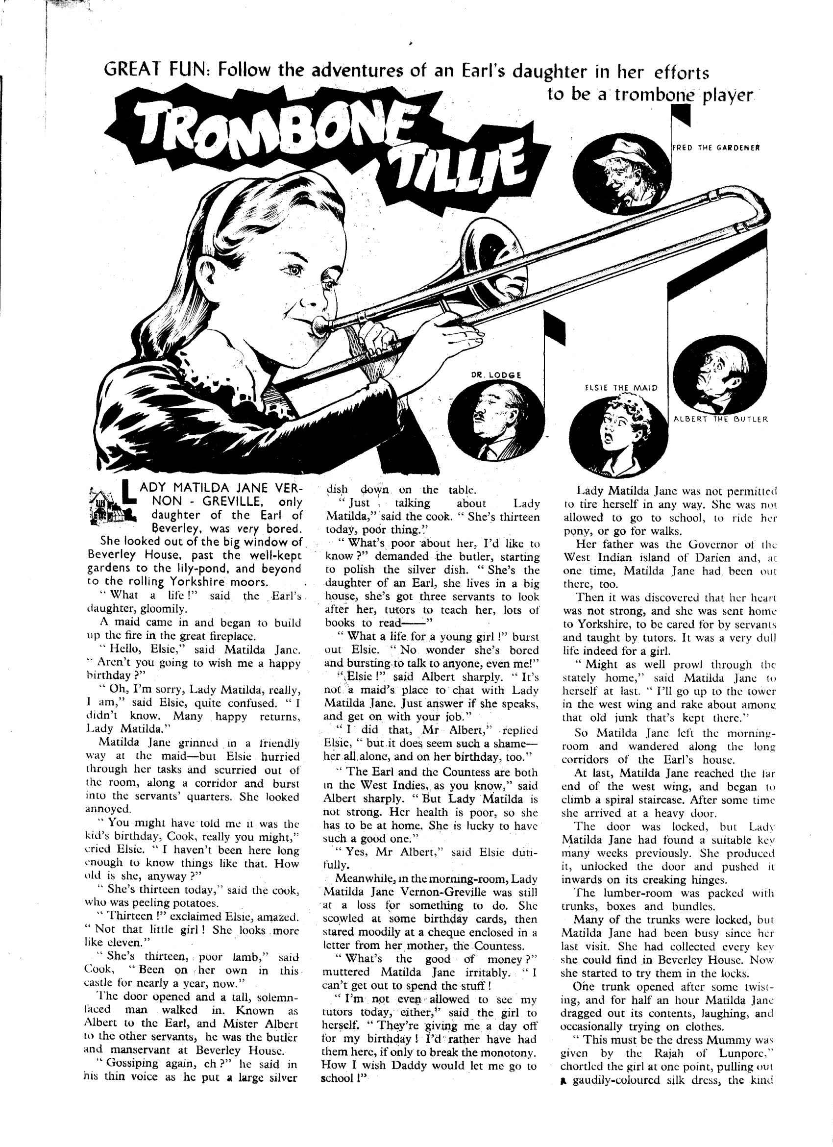 Read online Judy comic -  Issue #63 - 13