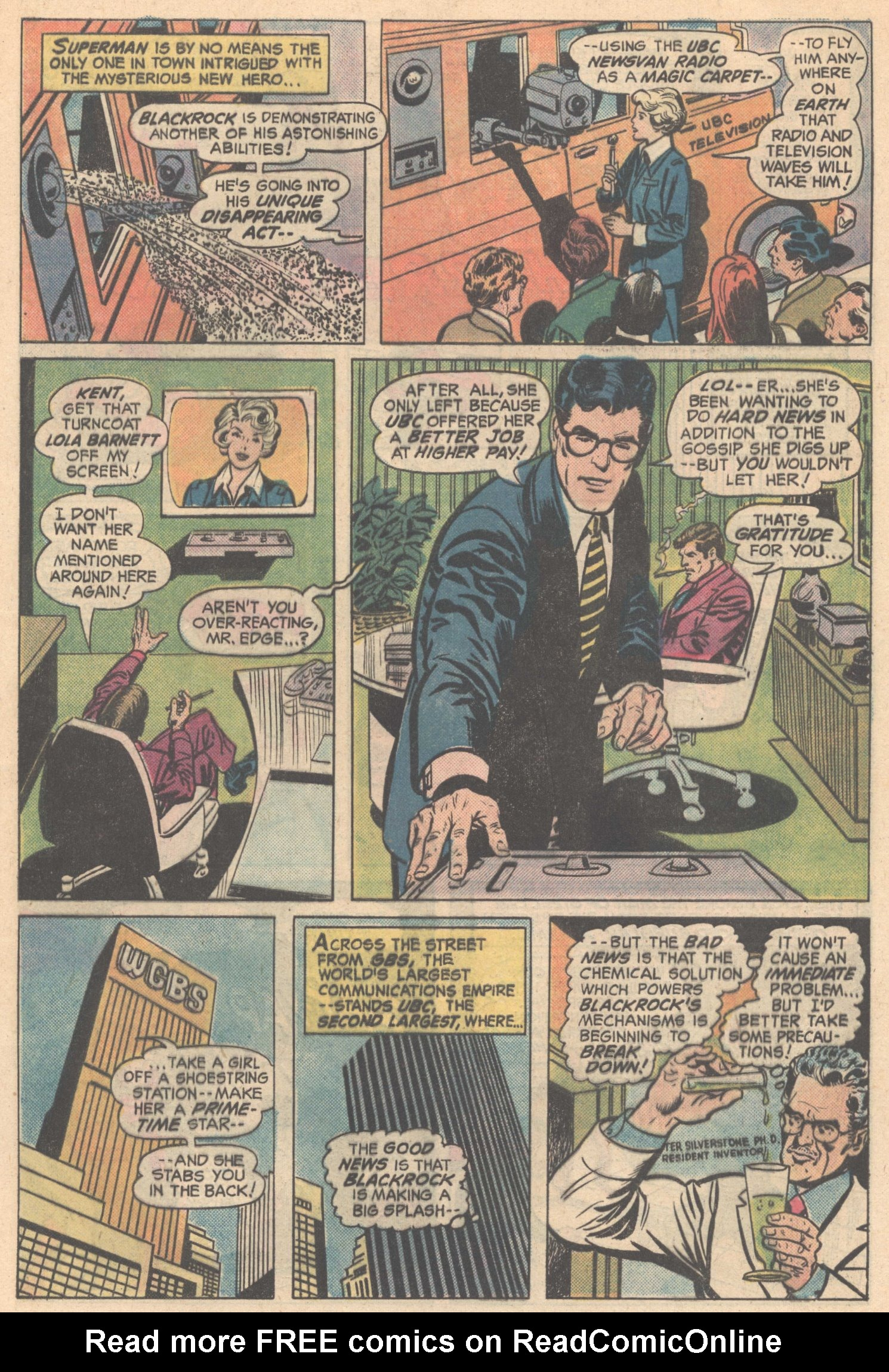 Read online Action Comics (1938) comic -  Issue #459 - 5
