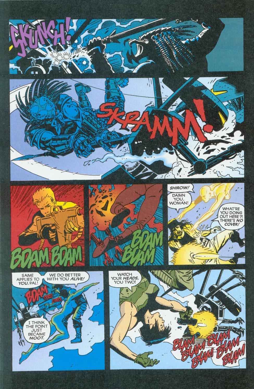 Read online Aliens/Predator: The Deadliest of the Species comic -  Issue #9 - 16