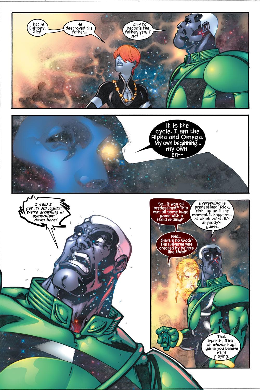Captain Marvel (2002) Issue #6 #6 - English 16