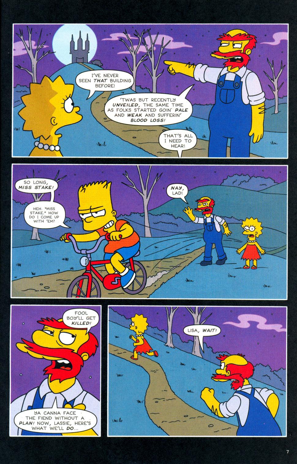 Read online Simpsons Comics Presents Bart Simpson comic -  Issue #28 - 8