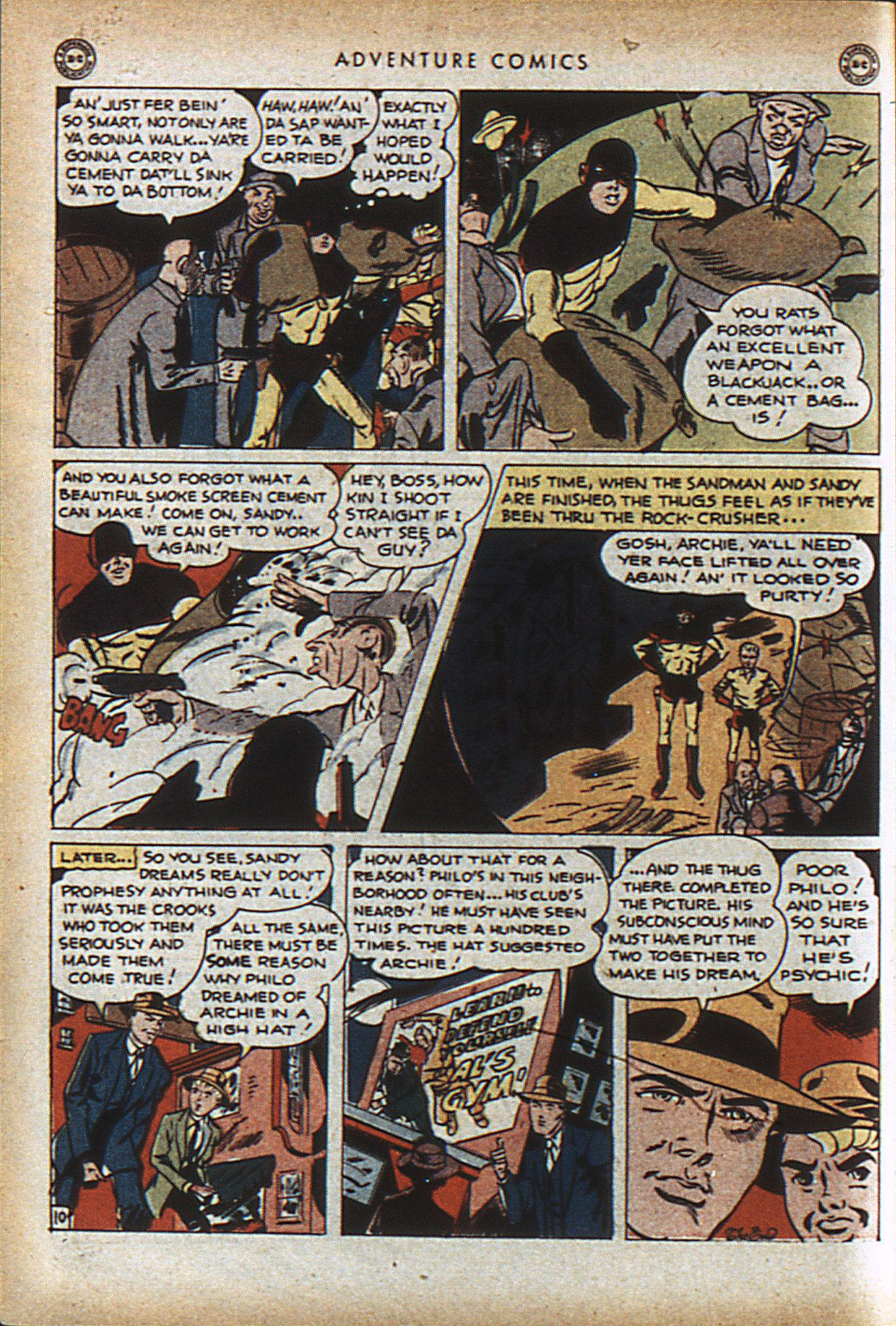 Read online Adventure Comics (1938) comic -  Issue #96 - 13