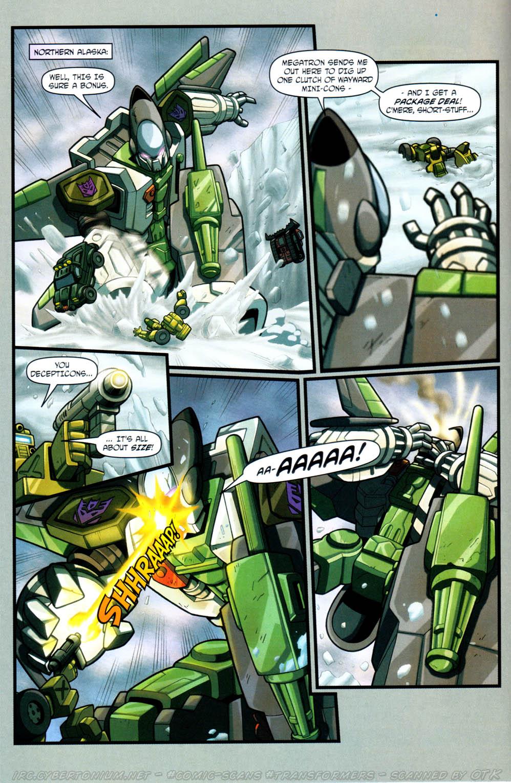 Read online Transformers Armada comic -  Issue #12 - 16