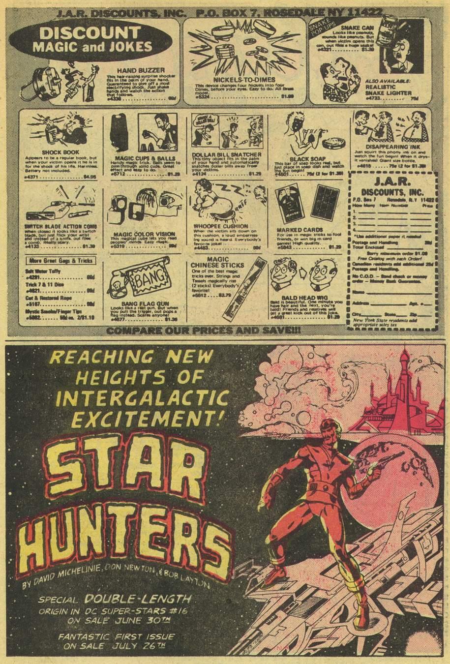 Read online Adventure Comics (1938) comic -  Issue #453 - 23
