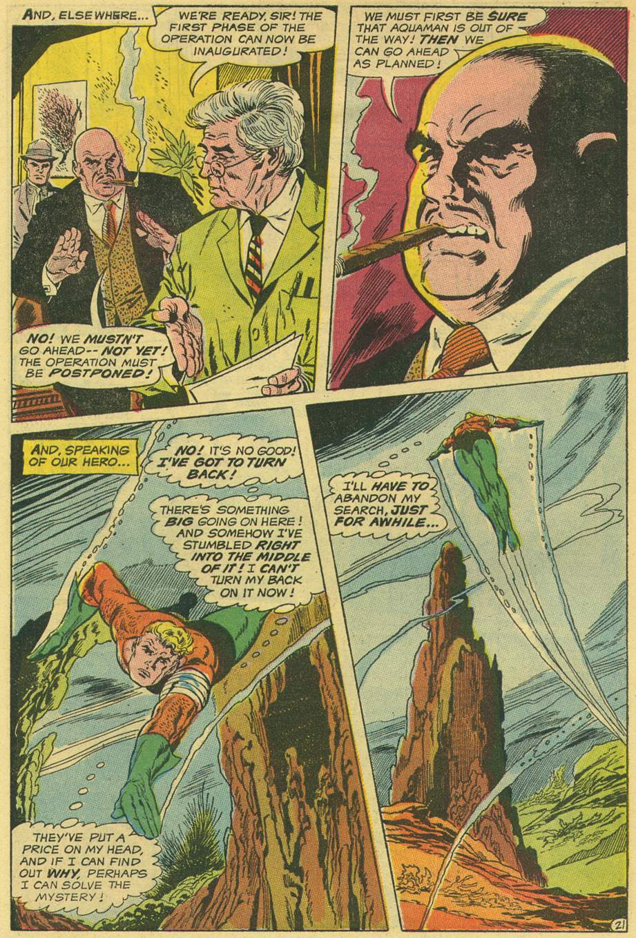 Read online Aquaman (1962) comic -  Issue #44 - 30