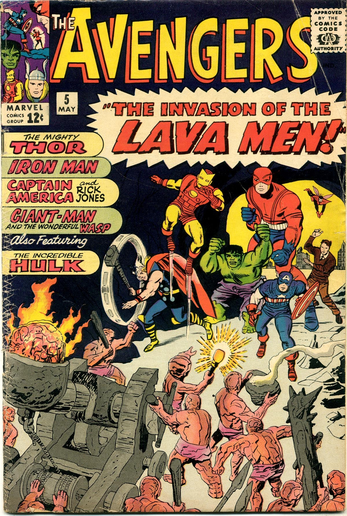 The Avengers (1963) 5 Page 1