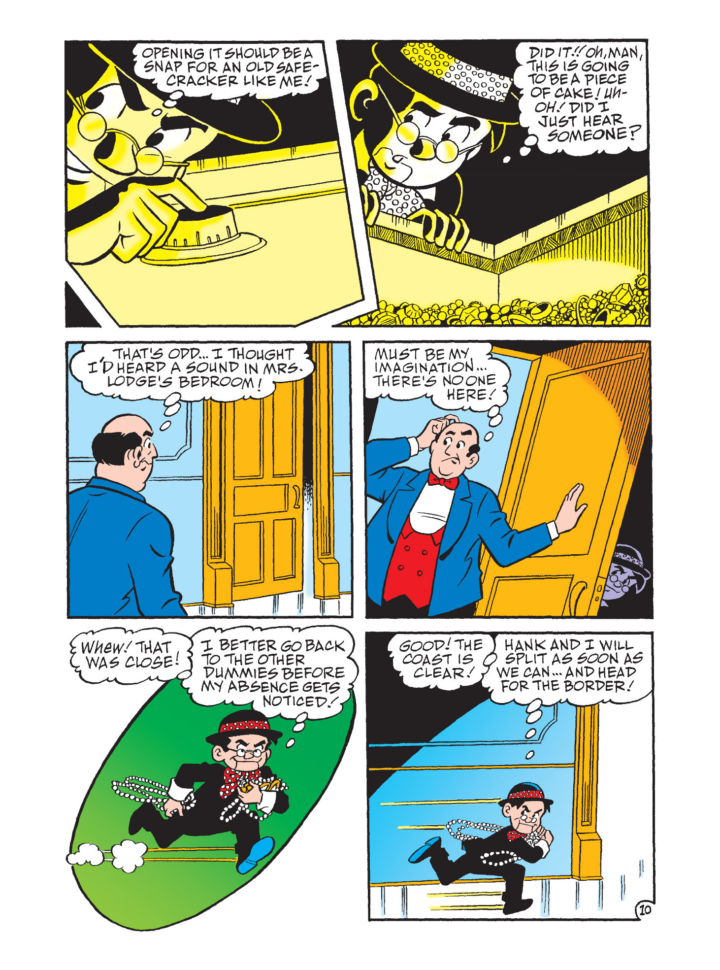 Read online Archie's Funhouse Double Digest comic -  Issue #3 - 74