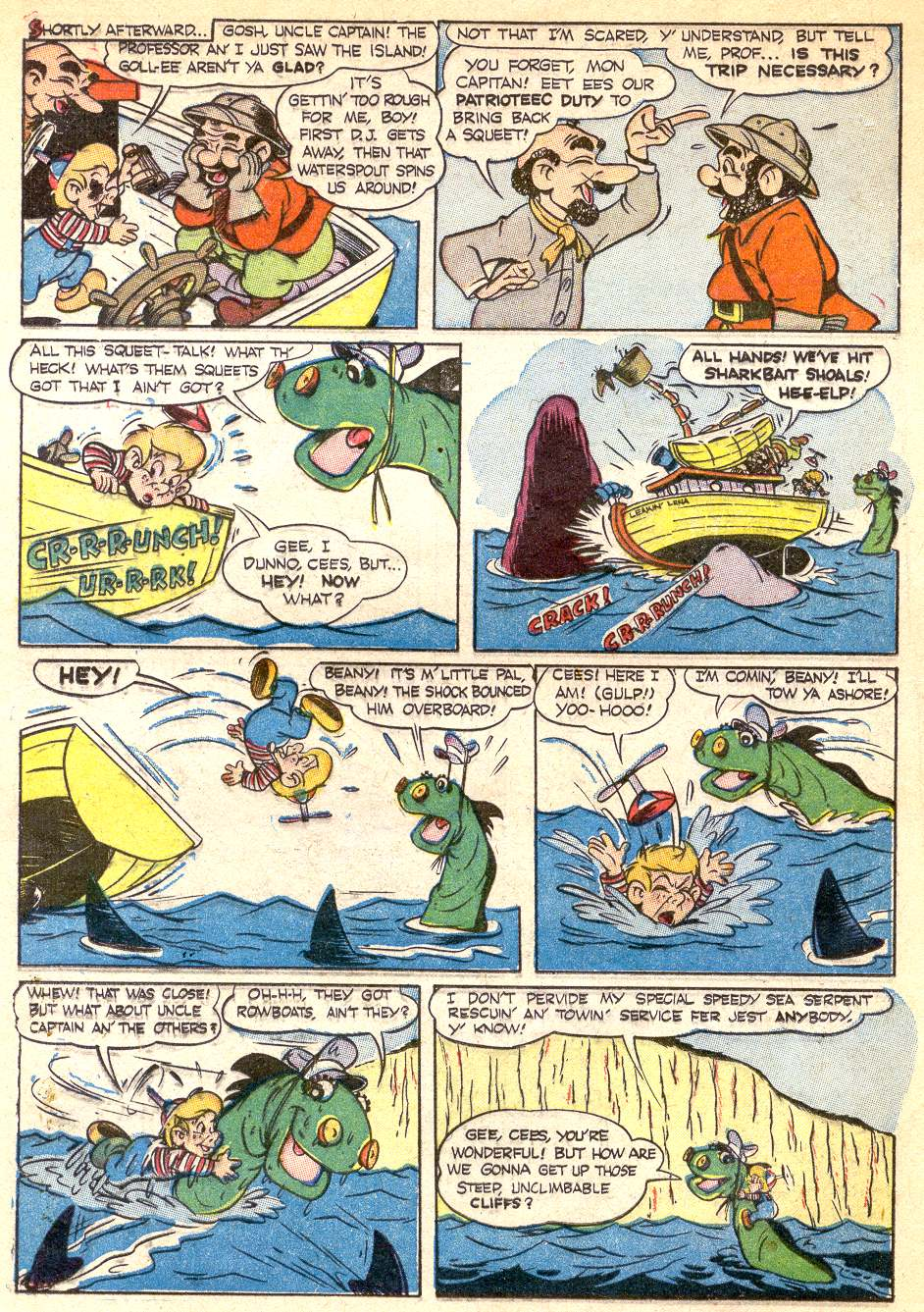 Four Color Comics issue 368 - Page 12