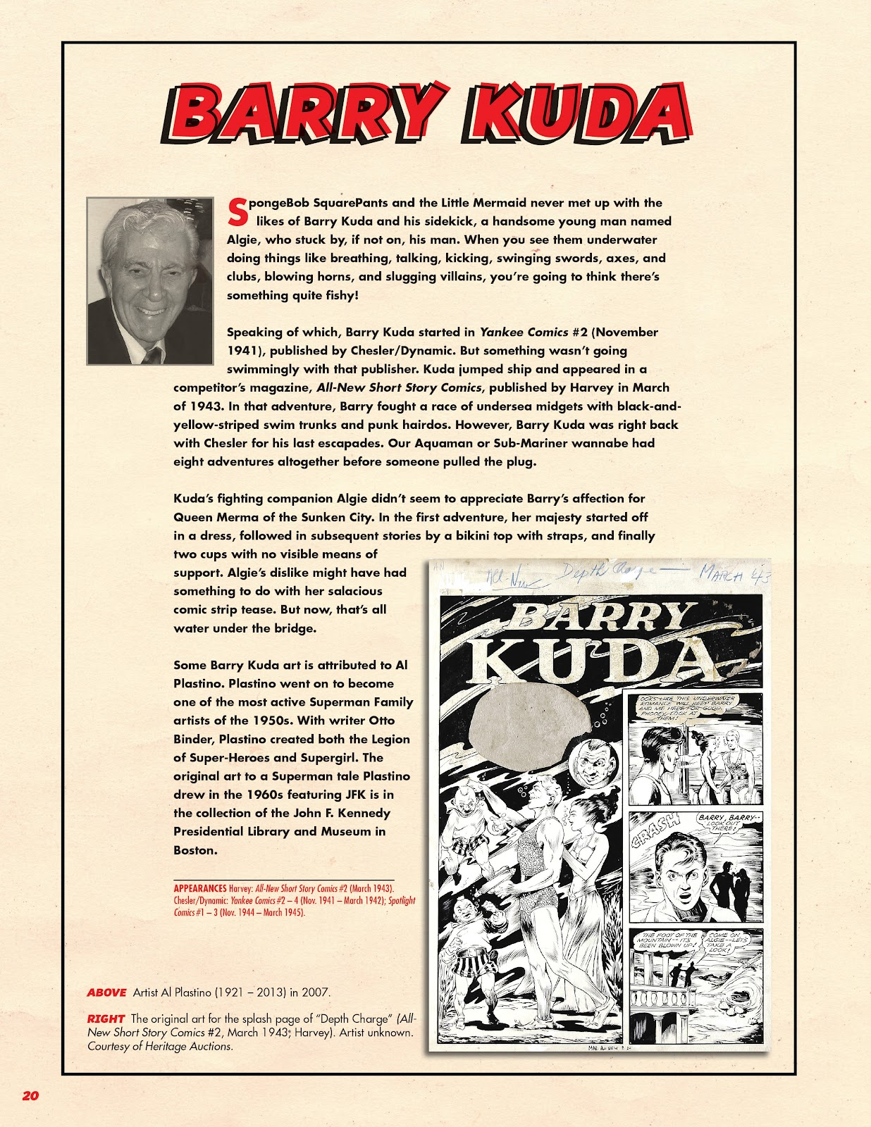 Read online Super Weird Heroes comic -  Issue # TPB 2 (Part 1) - 20