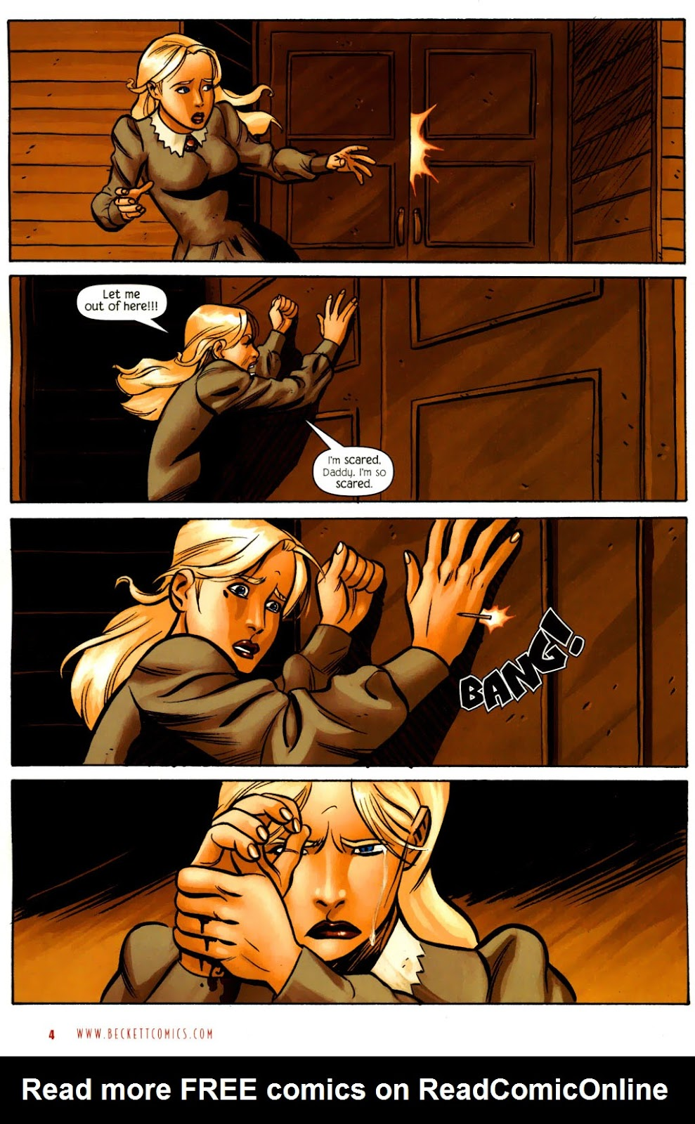 Read online The Ballad of Sleeping Beauty comic -  Issue #6 - 6