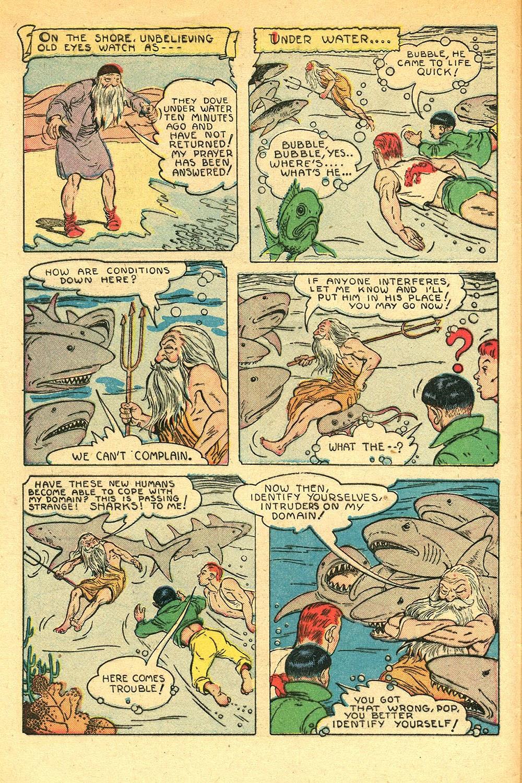 Read online Super-Magician Comics comic -  Issue #56 - 8