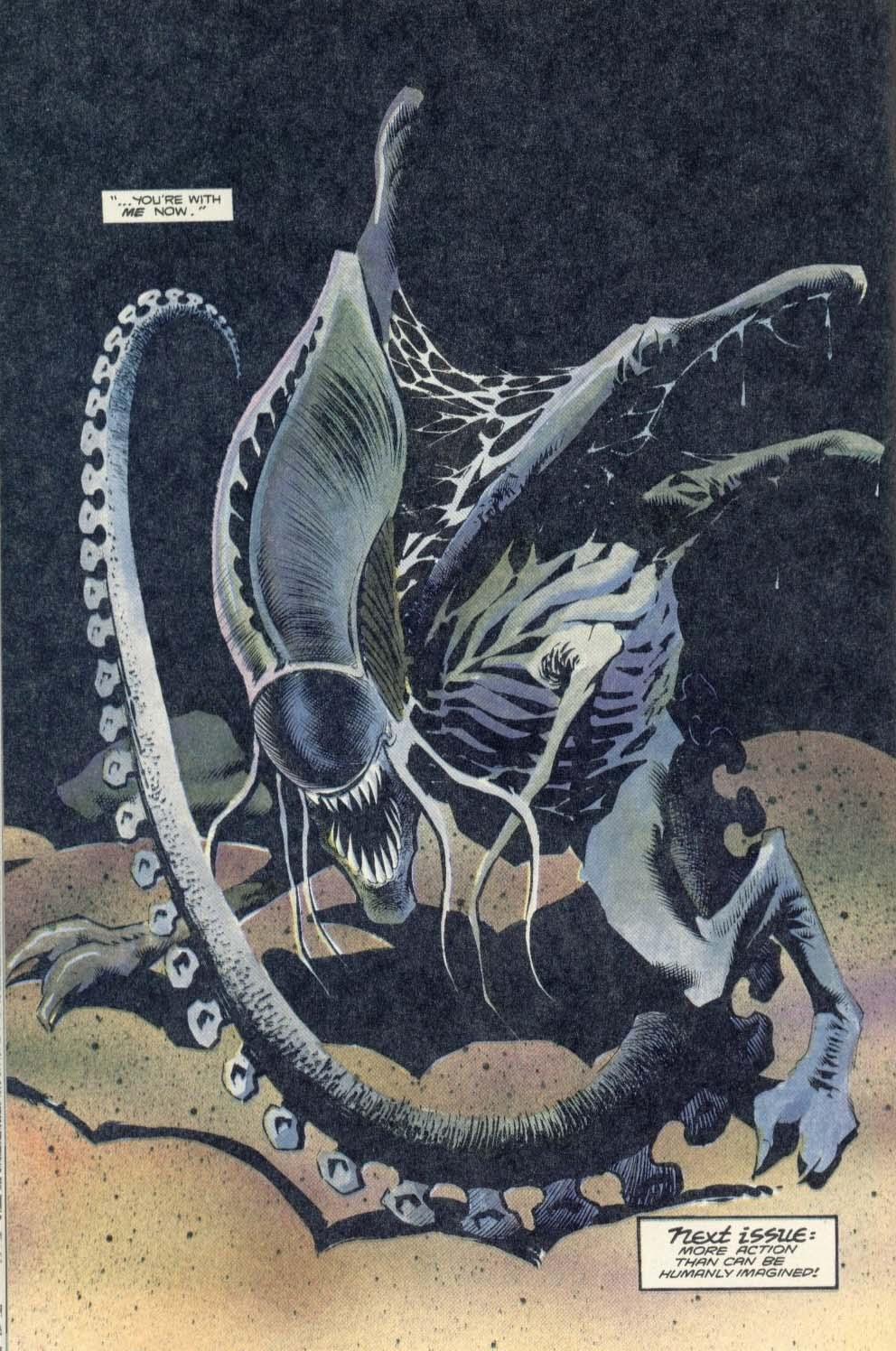 Read online Aliens: Earth War comic -  Issue #3 - 28
